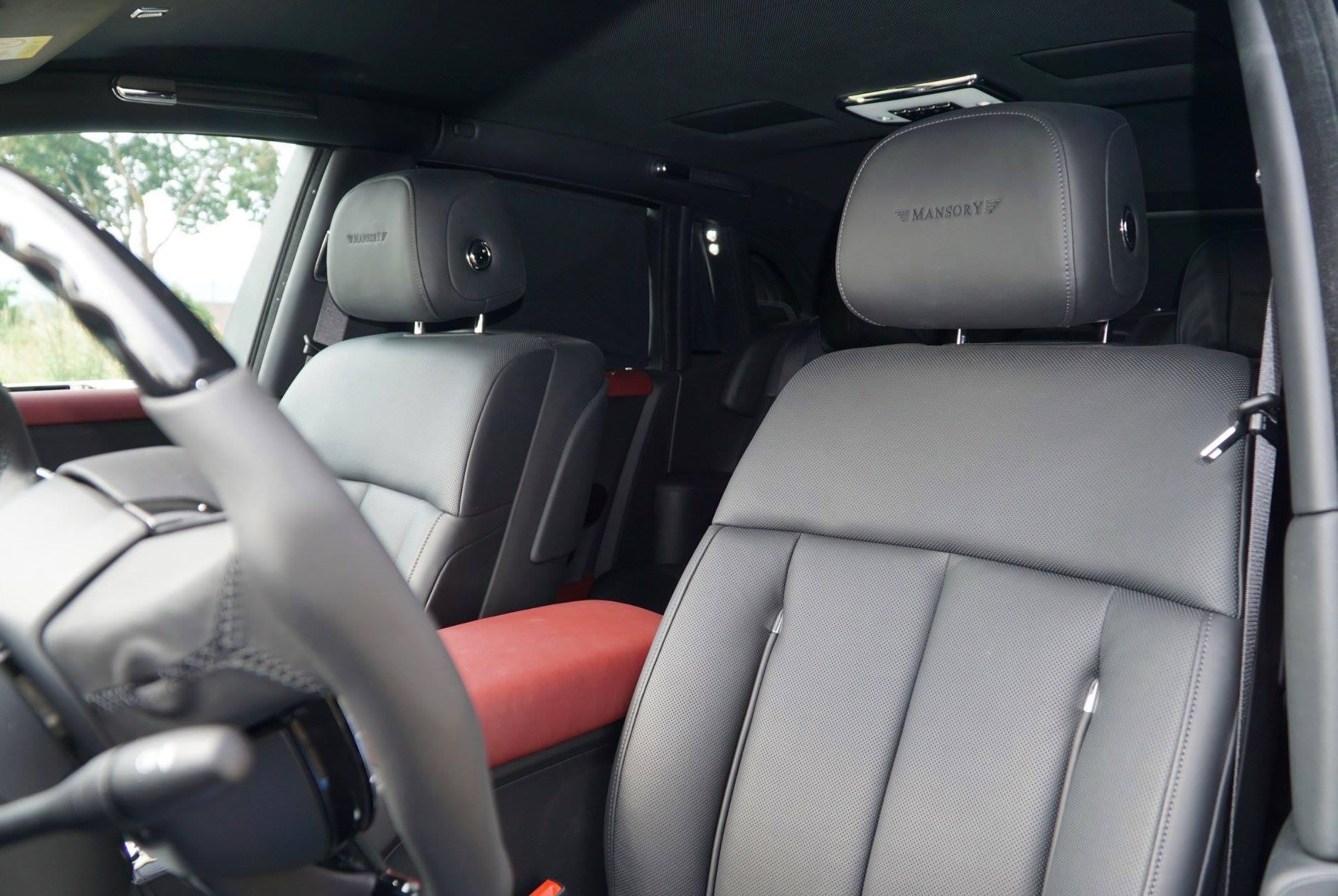 Rolls-Royce Phantom tuned by Mansory (12)