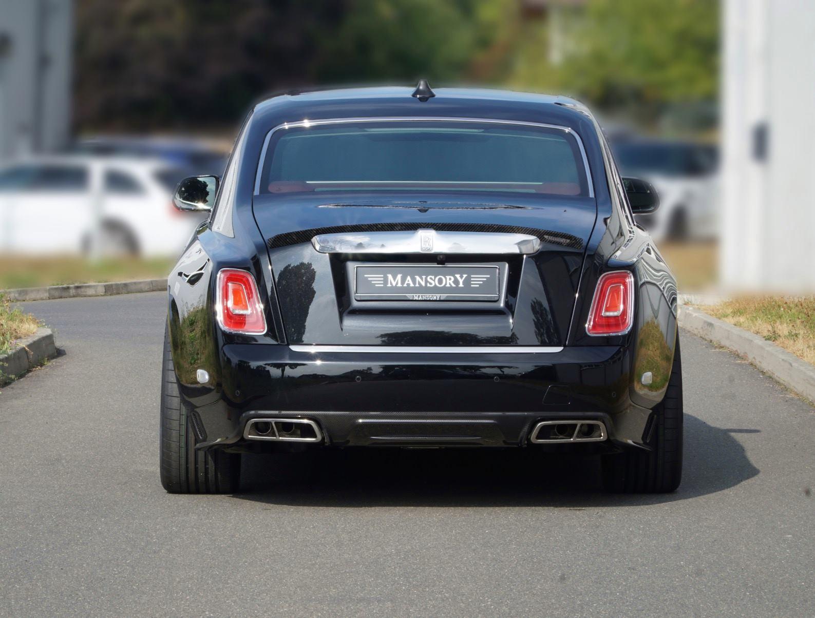 Rolls-Royce Phantom tuned by Mansory (5)