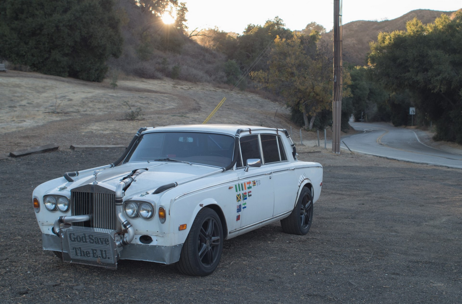Rolls Royce Silver Shadow II for sale (1)