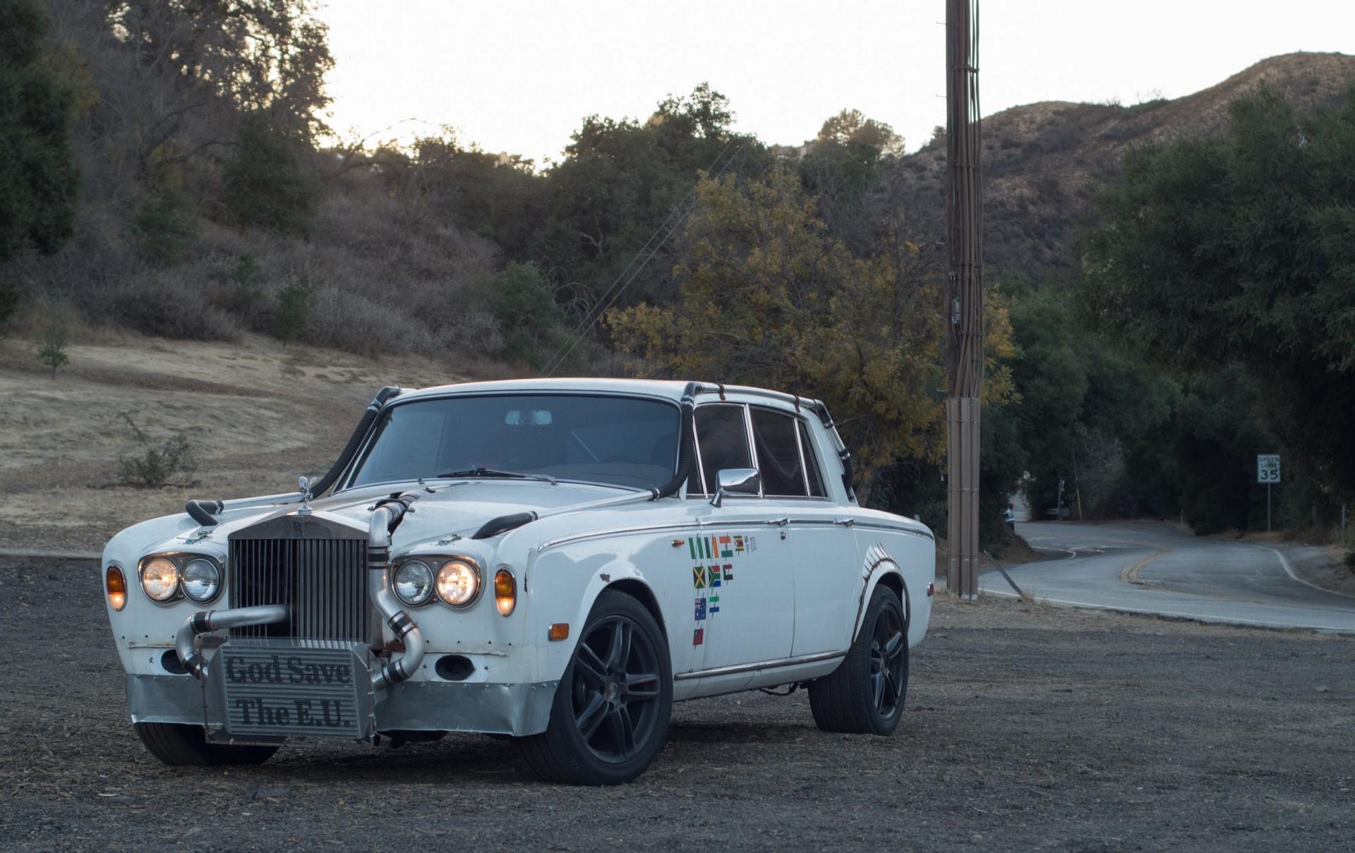 Rolls Royce Silver Shadow II for sale (11)