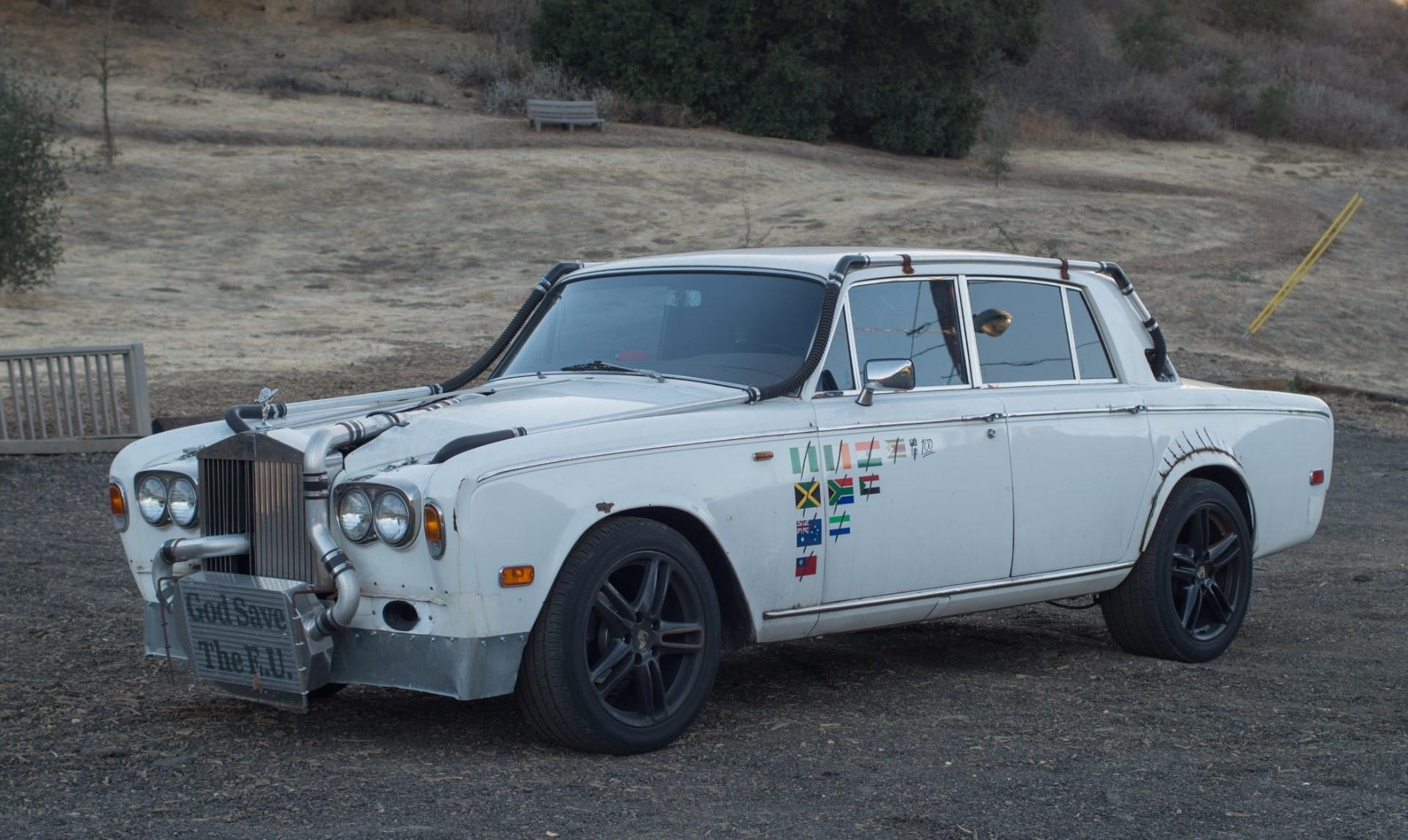 Rolls Royce Silver Shadow II for sale (2)
