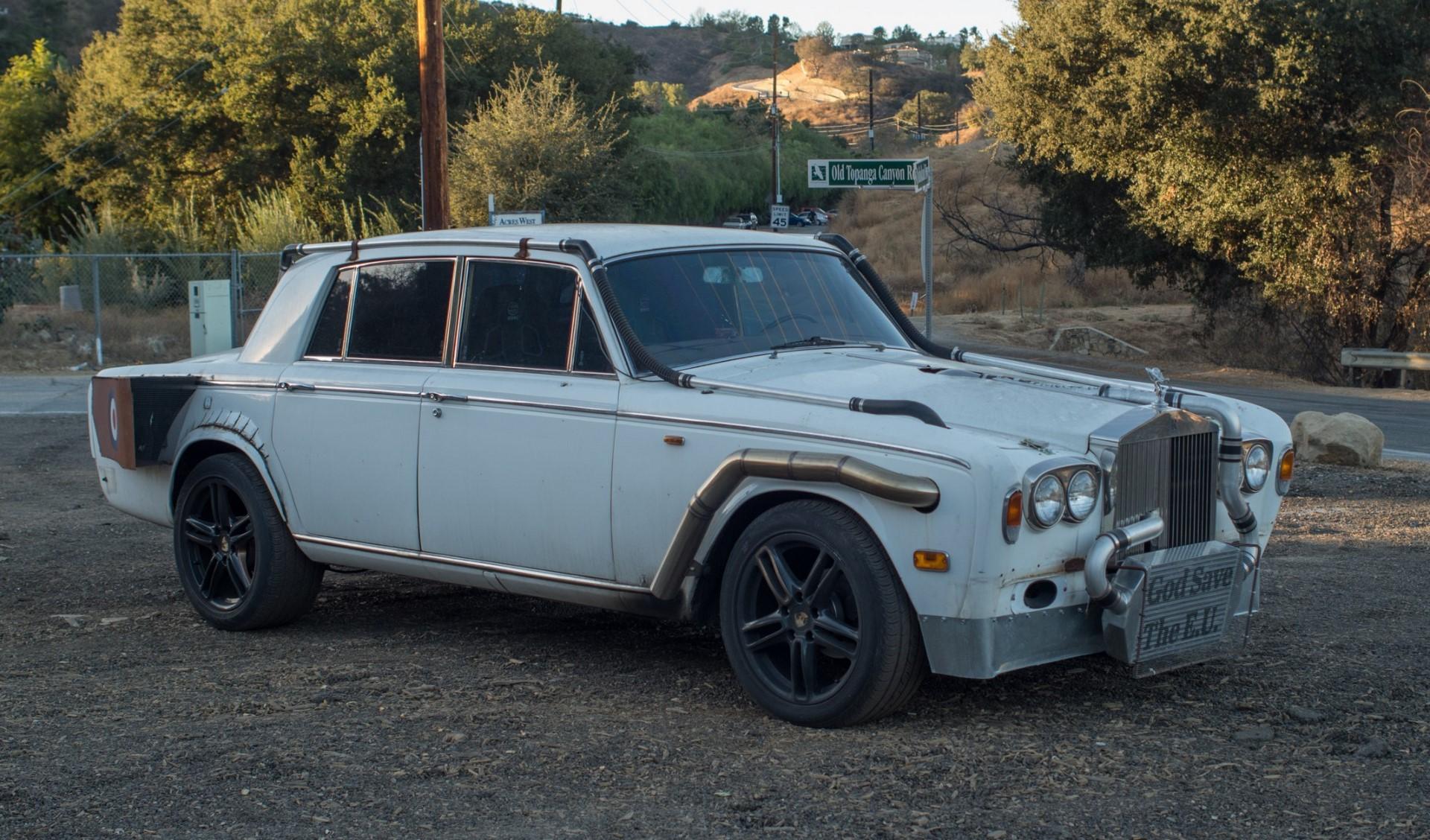 Rolls Royce Silver Shadow II for sale (4)