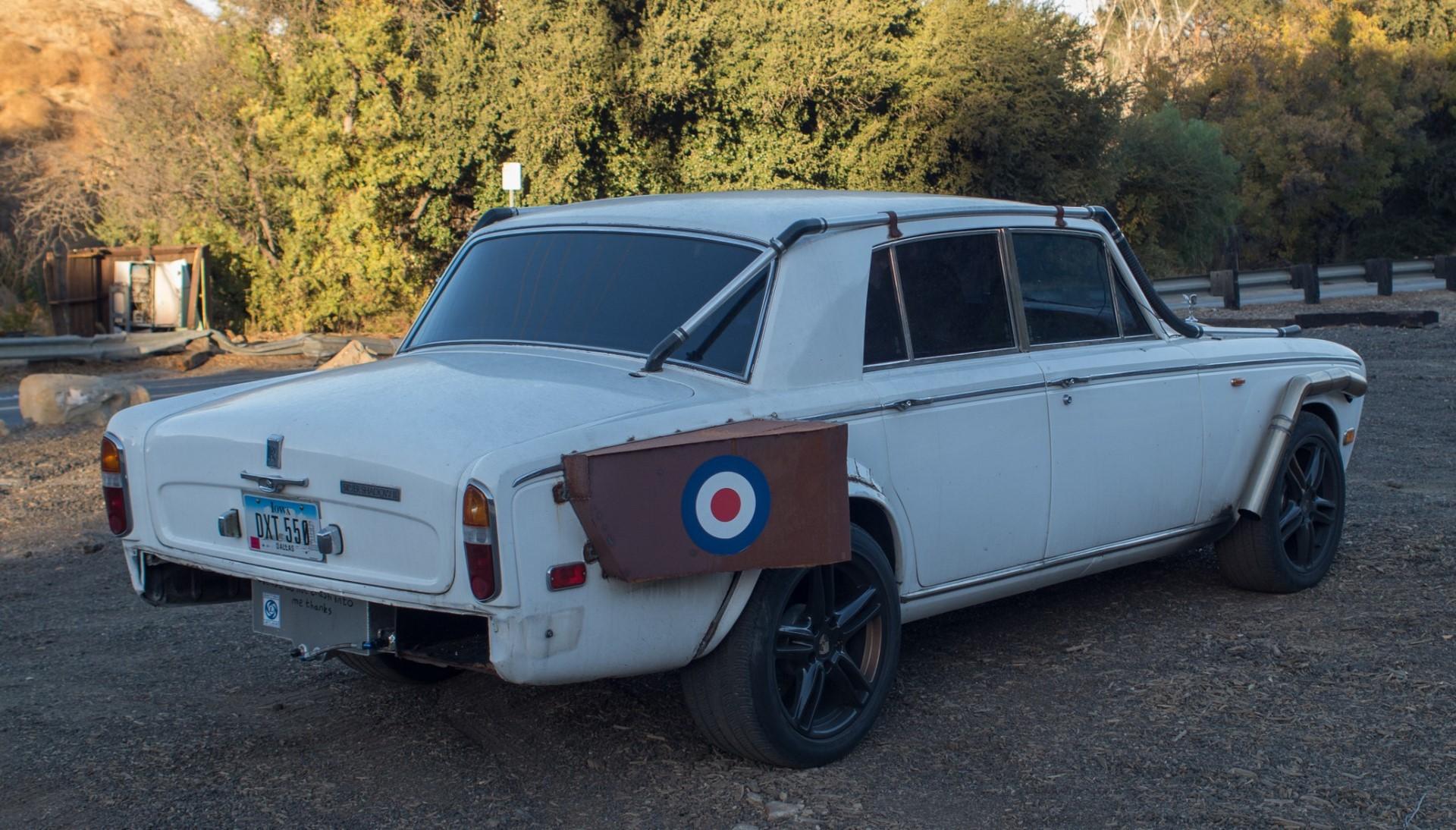 Rolls Royce Silver Shadow II for sale (5)
