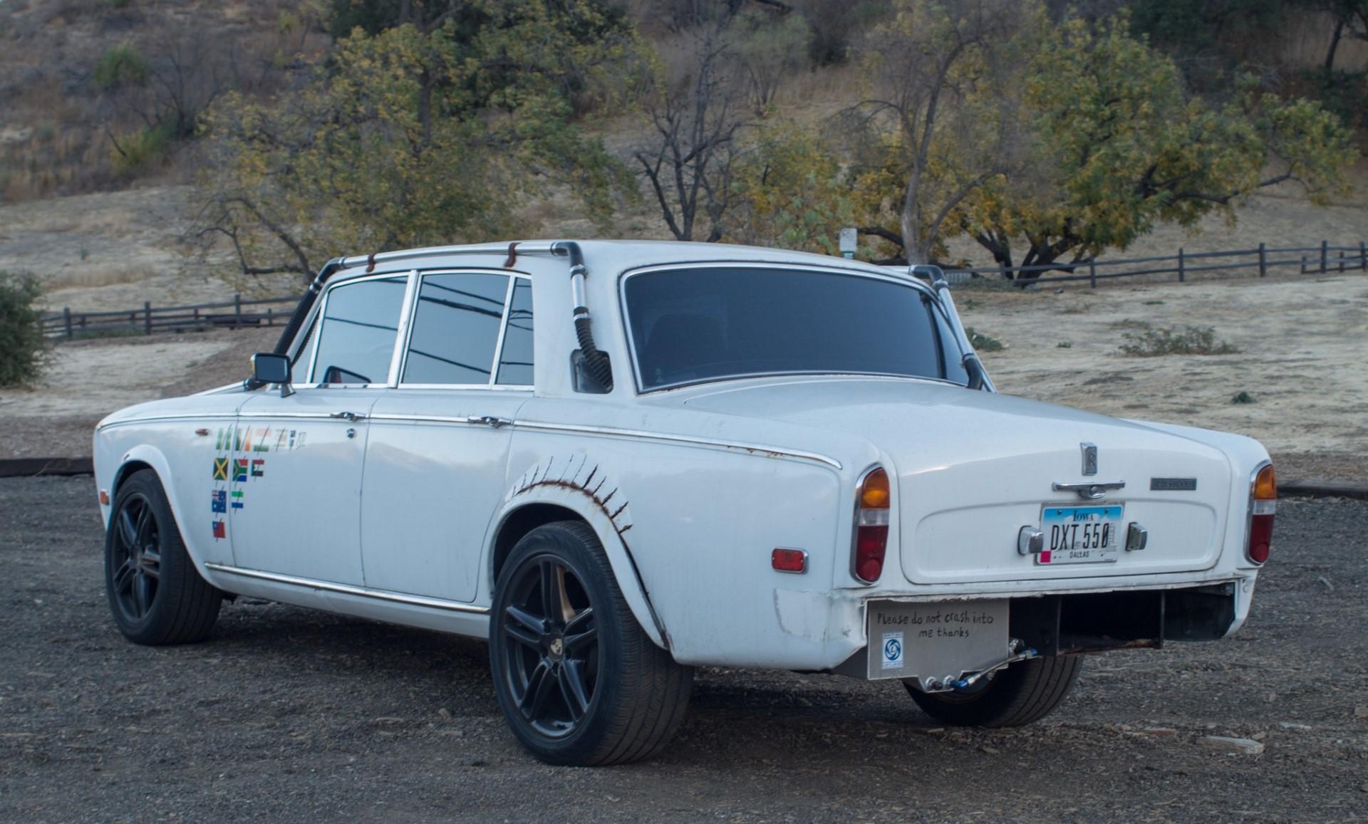 Rolls Royce Silver Shadow II for sale (7)