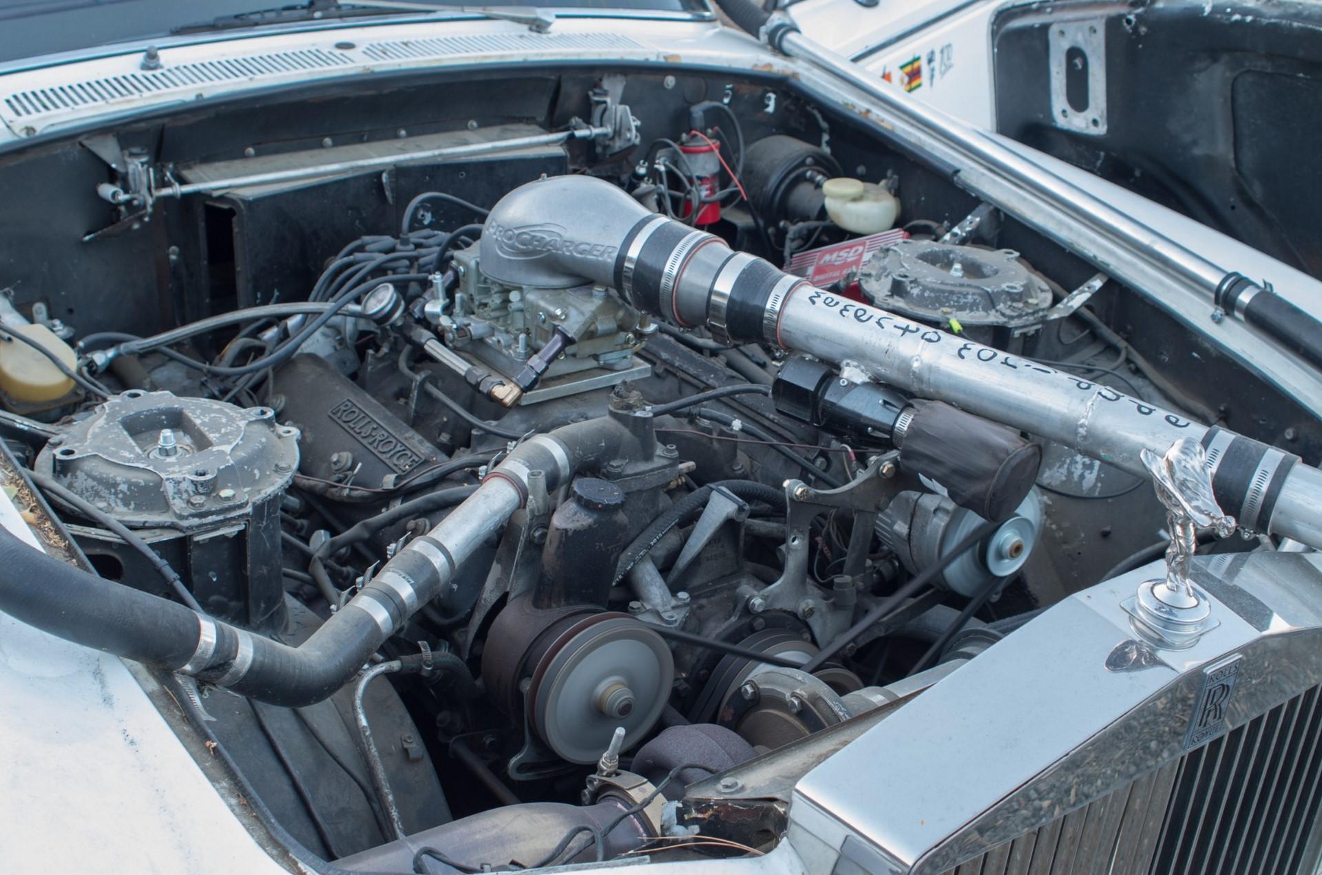 Rolls Royce Silver Shadow II for sale (9)