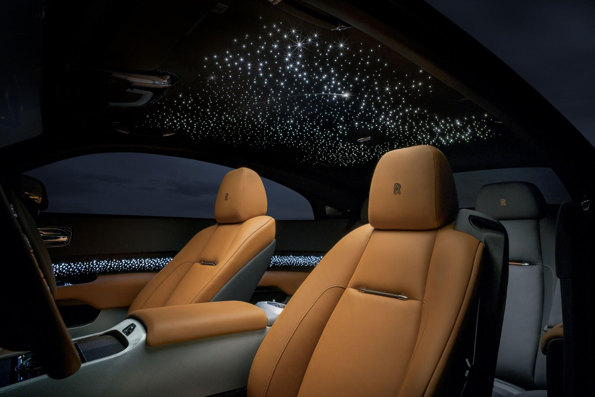 Rolls-Royce Wraith Luminary Collection (8)
