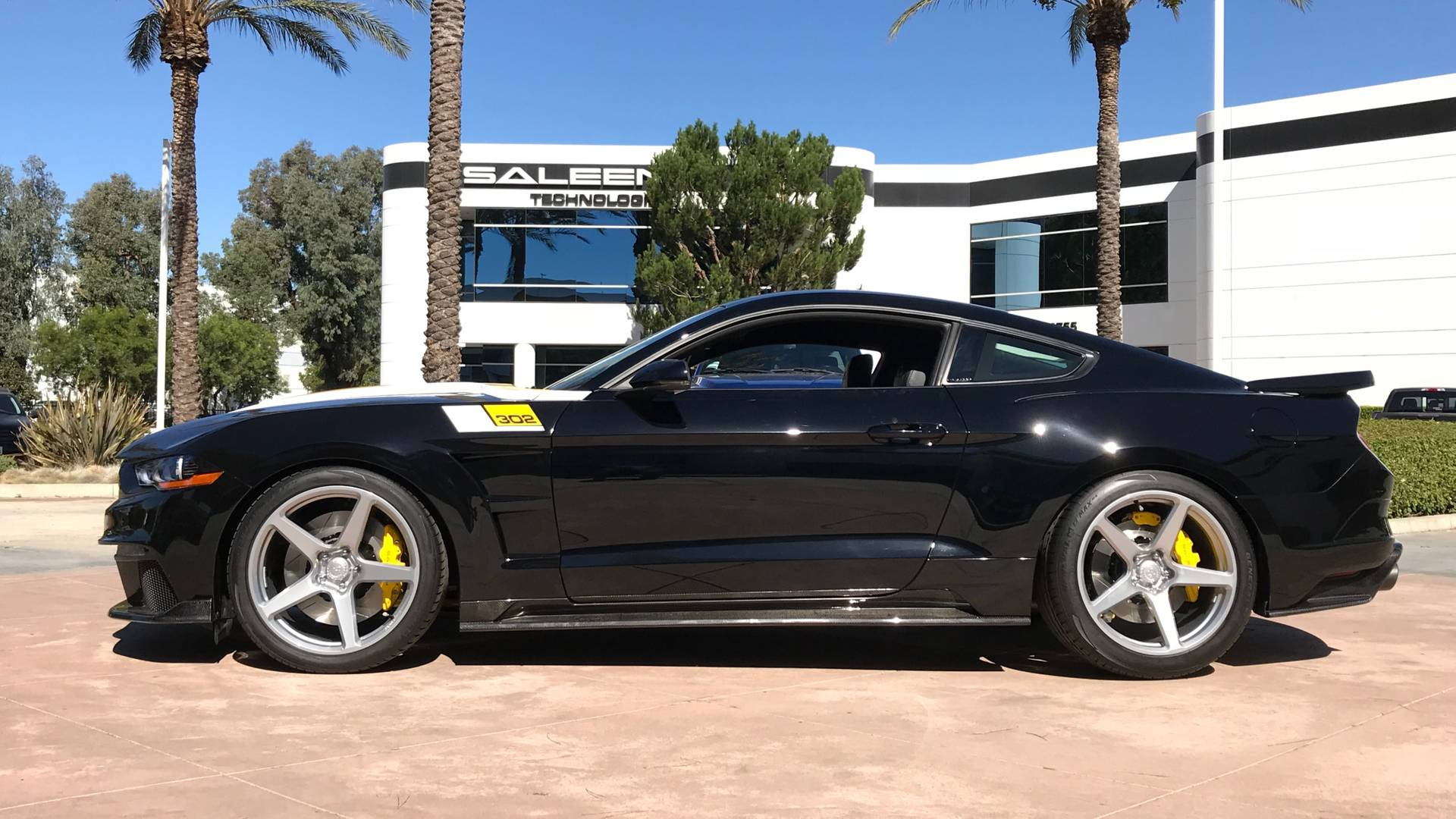 Saleen Automotive 35th Anniversary Mustang (2)