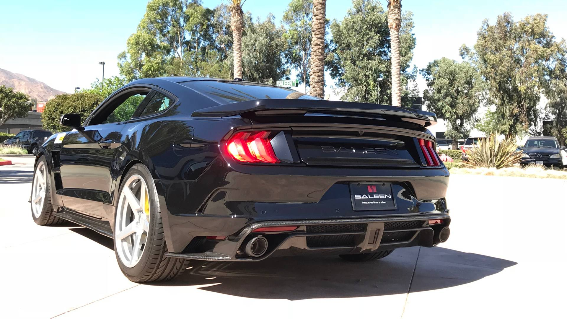 Saleen Automotive 35th Anniversary Mustang (3)