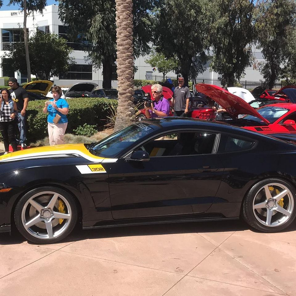 Saleen Automotive 35th Anniversary Mustang (6)