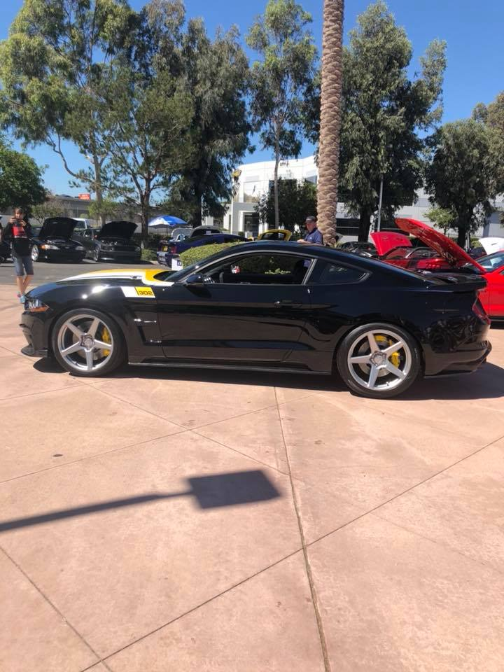 Saleen Automotive 35th Anniversary Mustang (7)