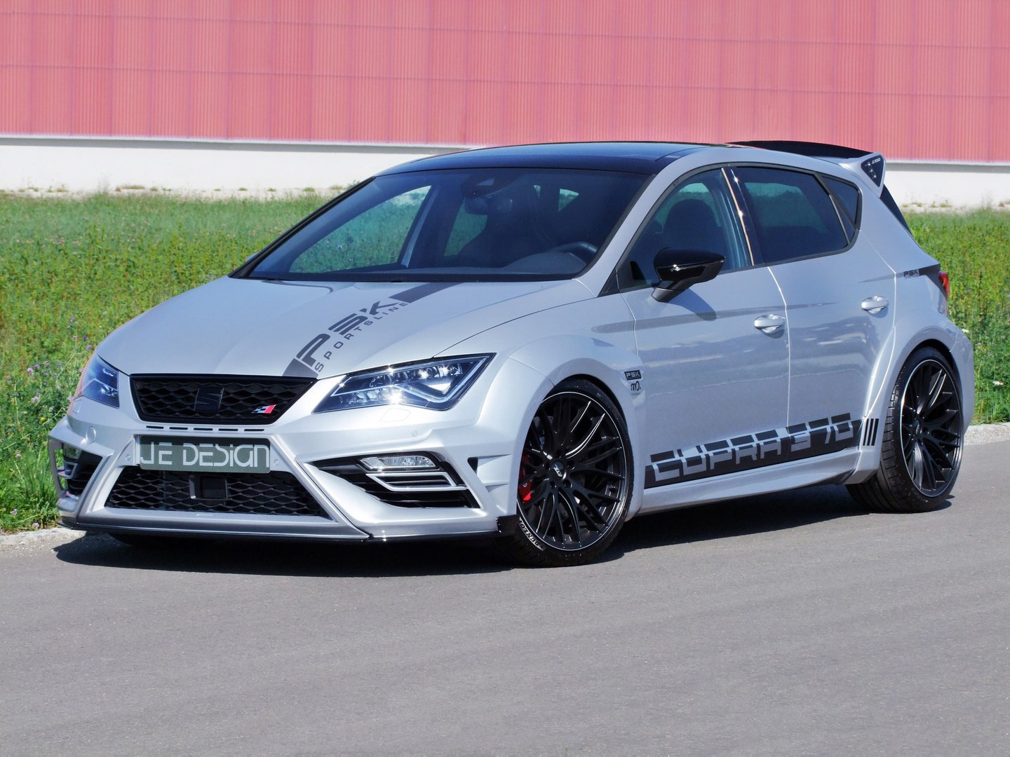 Seat Leon Cupra by JE Design (1)