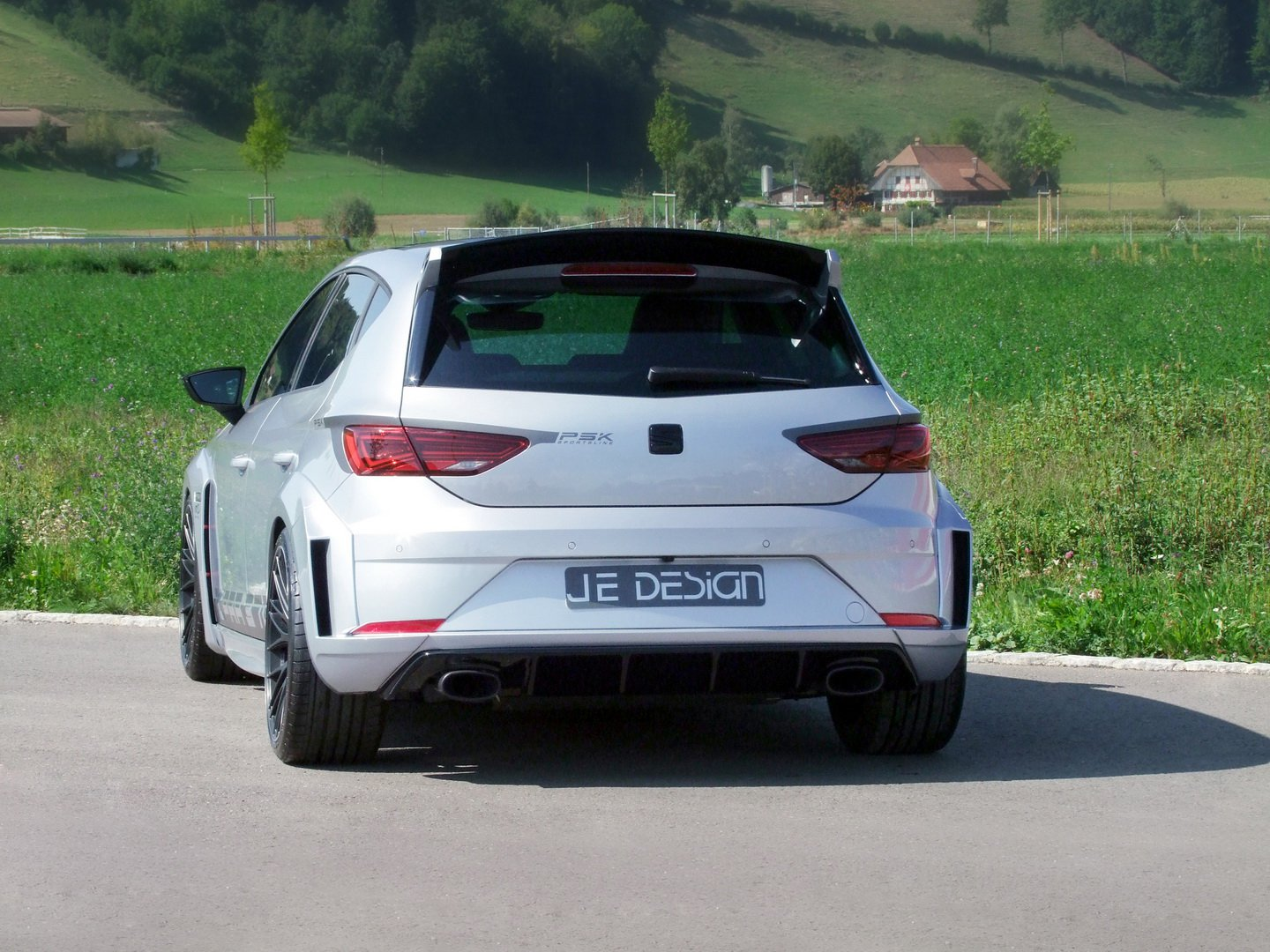 Seat Leon Cupra by JE Design (3)