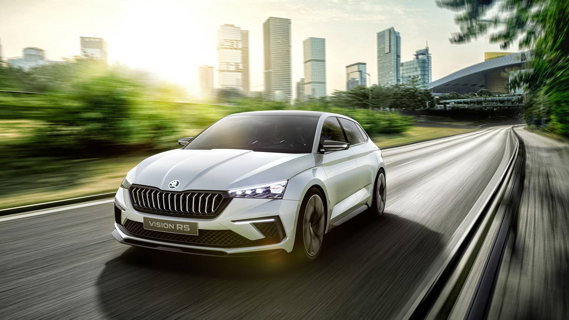Skoda Vision RS Concept (1)