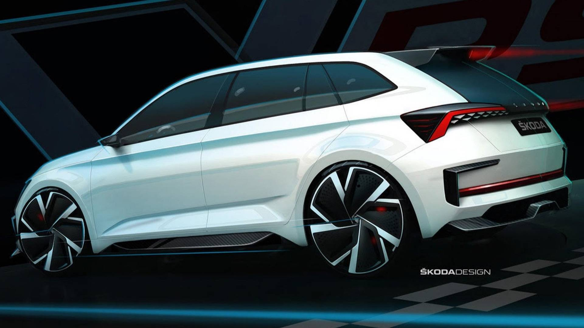 Skoda Vision RS Concept (10)