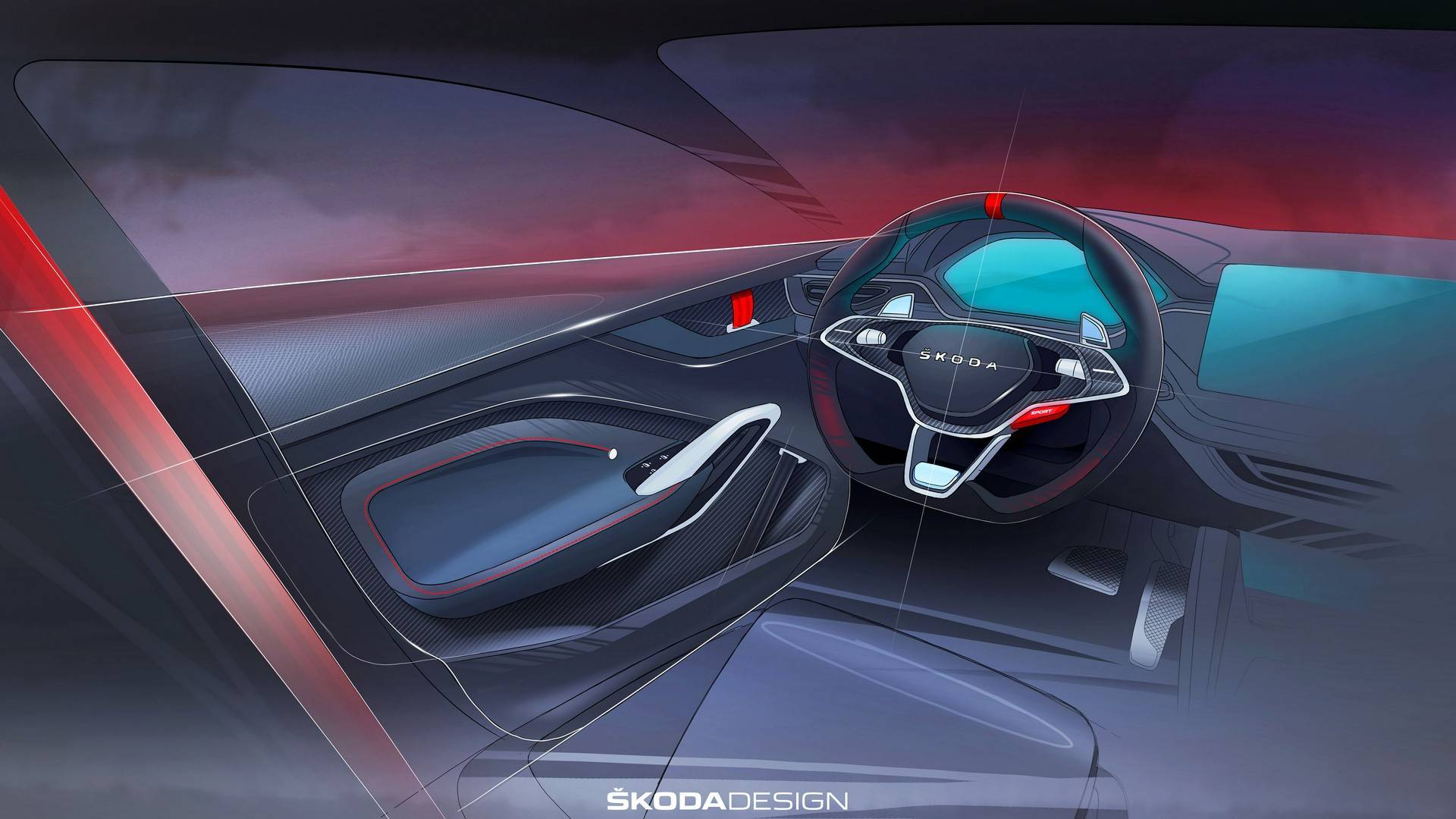Skoda Vision RS Concept (17)