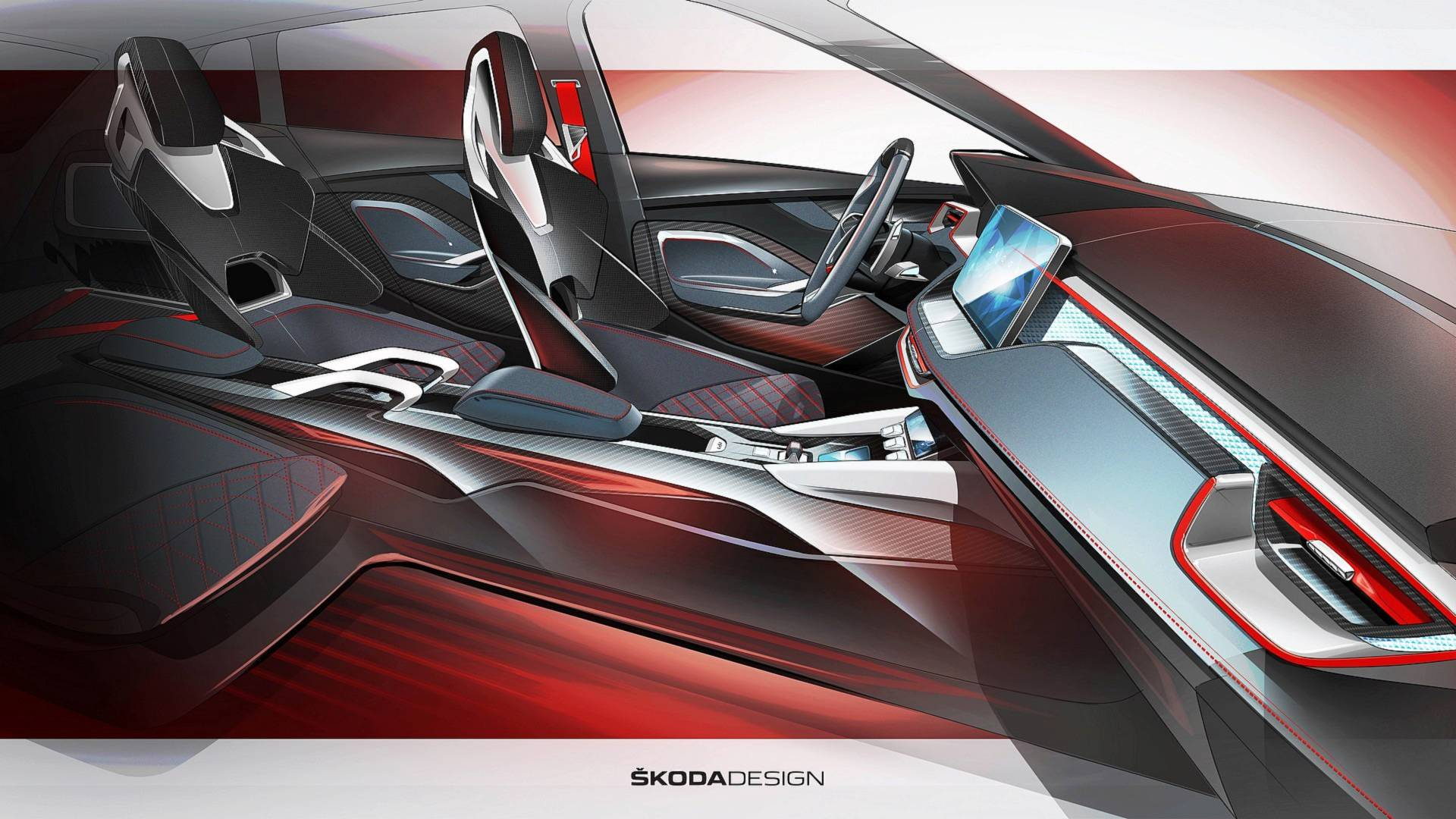 Skoda Vision RS Concept (21)