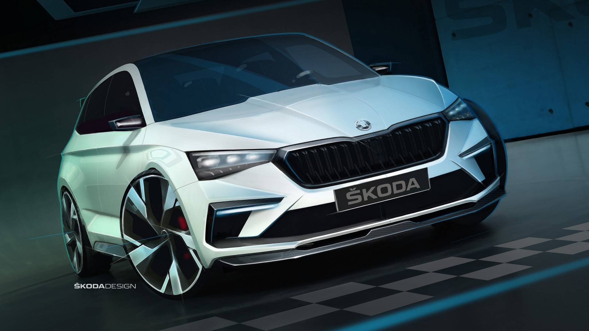 Skoda Vision RS Concept (6)