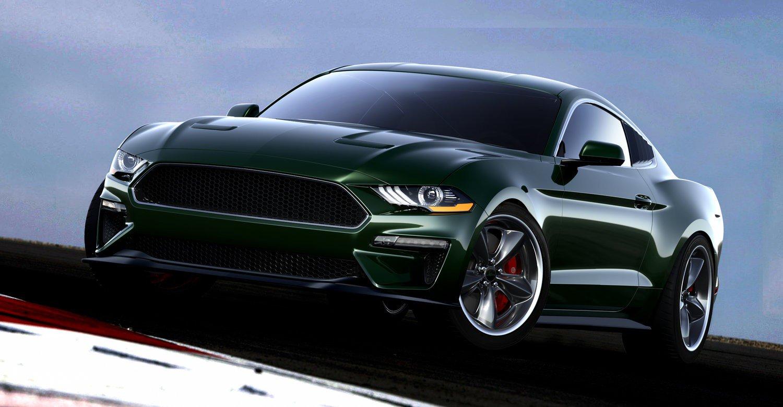 Steeda Mustang Bullitt Steve McQueen Edition 1