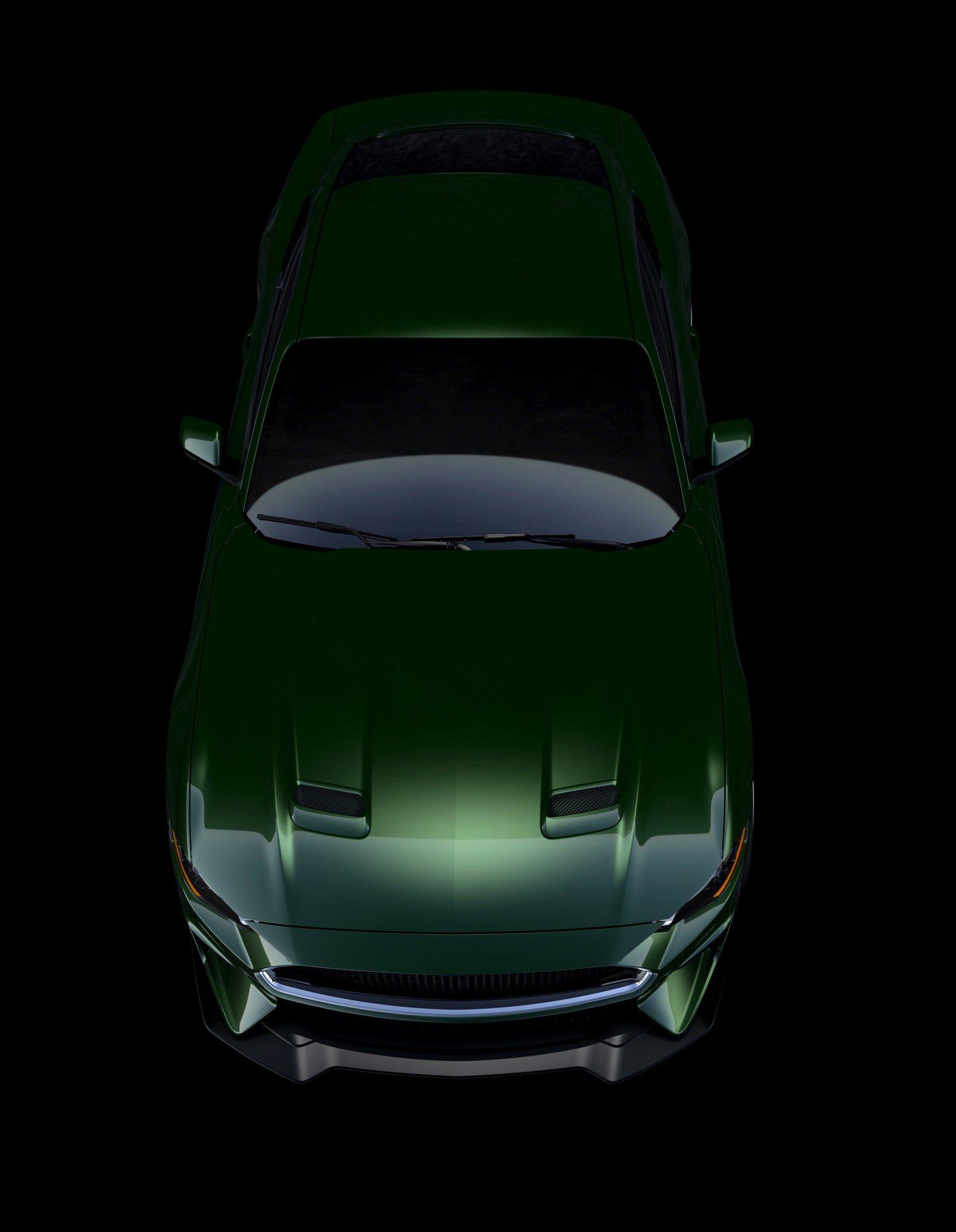 Steeda Mustang Bullitt Steve McQueen Edition 12
