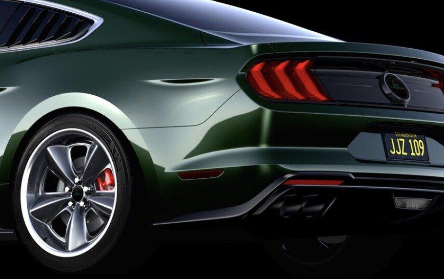 Steeda Mustang Bullitt Steve McQueen Edition 15