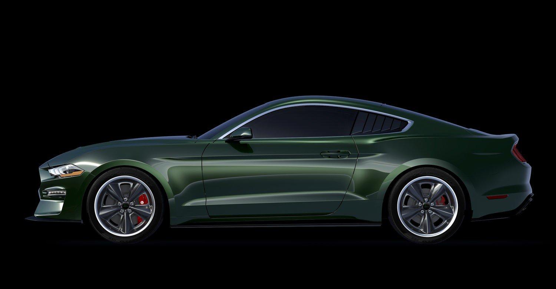 Steeda Mustang Bullitt Steve McQueen Edition 16