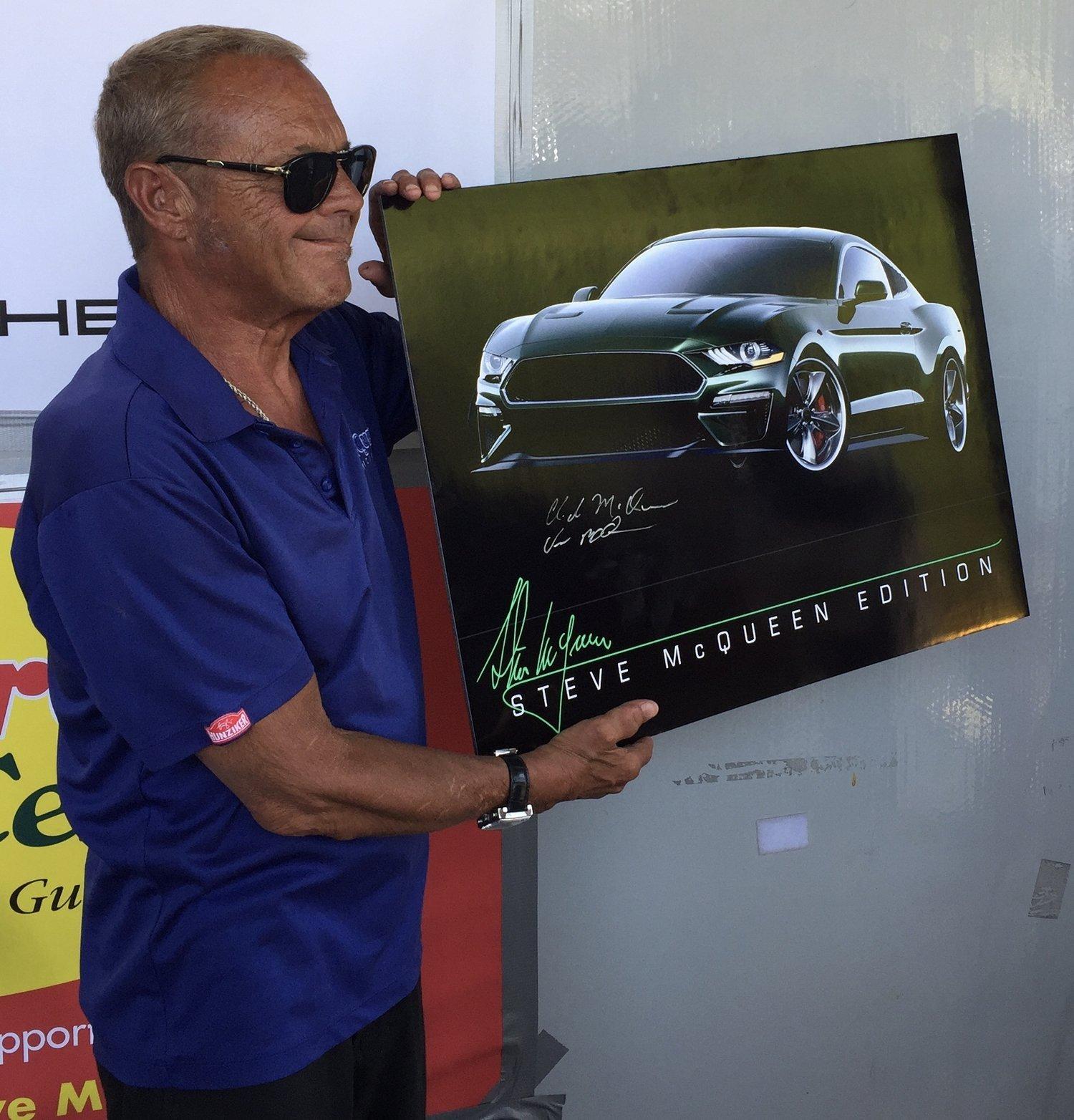 Steeda Mustang Bullitt Steve McQueen Edition 17