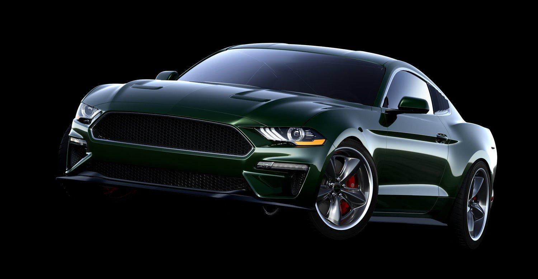 Steeda Mustang Bullitt Steve McQueen Edition 2