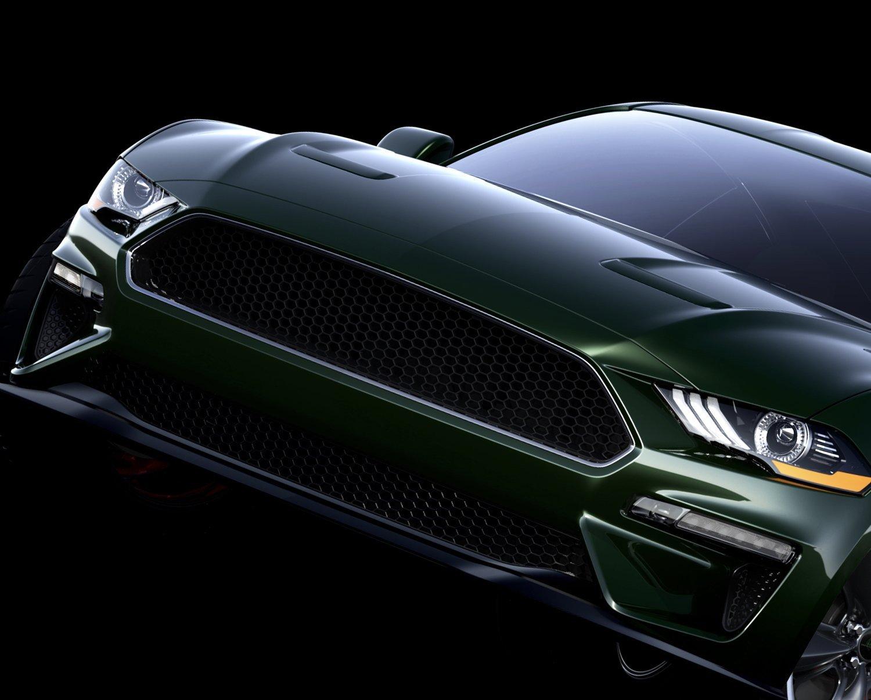 Steeda Mustang Bullitt Steve McQueen Edition 3