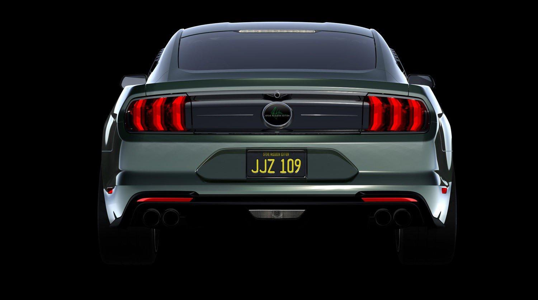 Steeda Mustang Bullitt Steve McQueen Edition 5