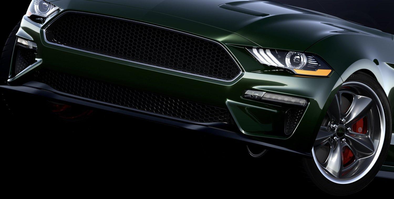Steeda Mustang Bullitt Steve McQueen Edition 6