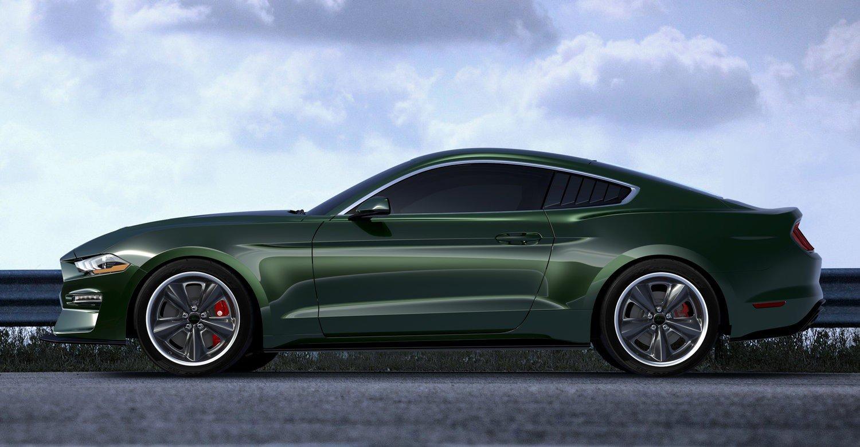 Steeda Mustang Bullitt Steve McQueen Edition 7