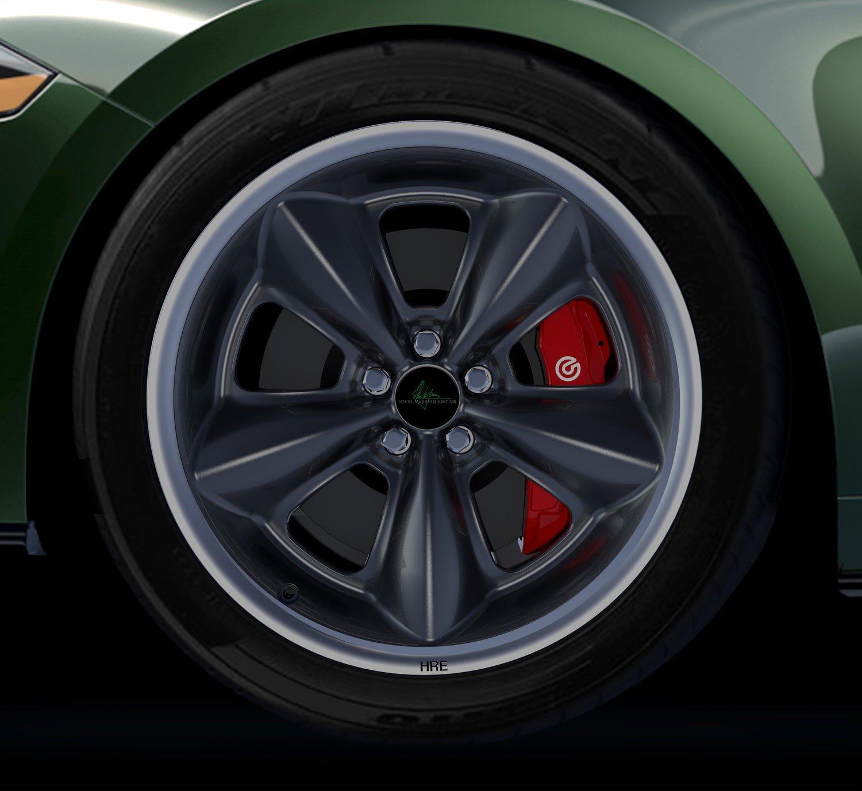 Steeda Mustang Bullitt Steve McQueen Edition 8