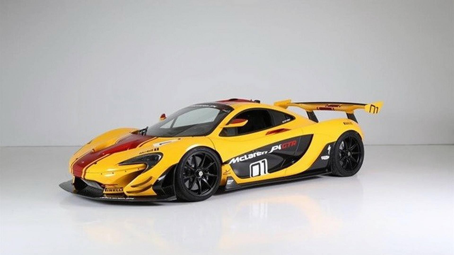 First McLaren P1 GTR built for sale (1)