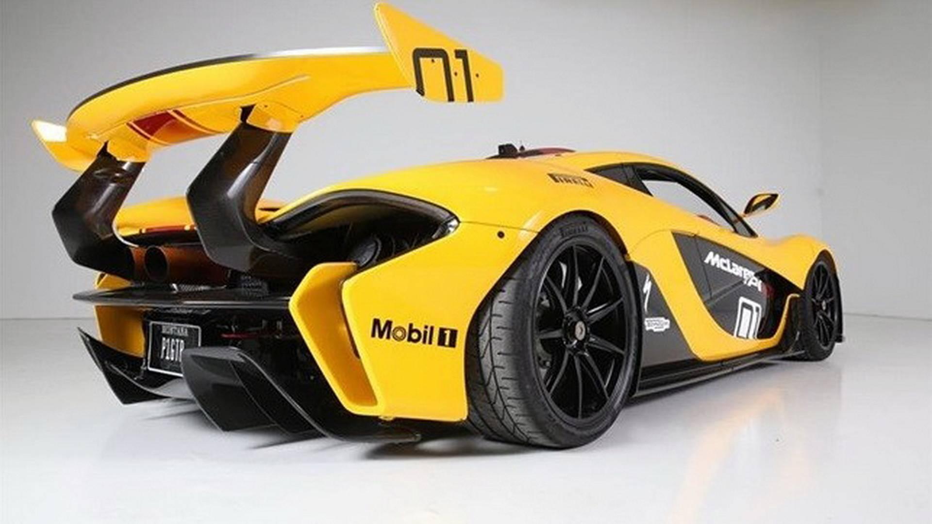 First McLaren P1 GTR built for sale (10)