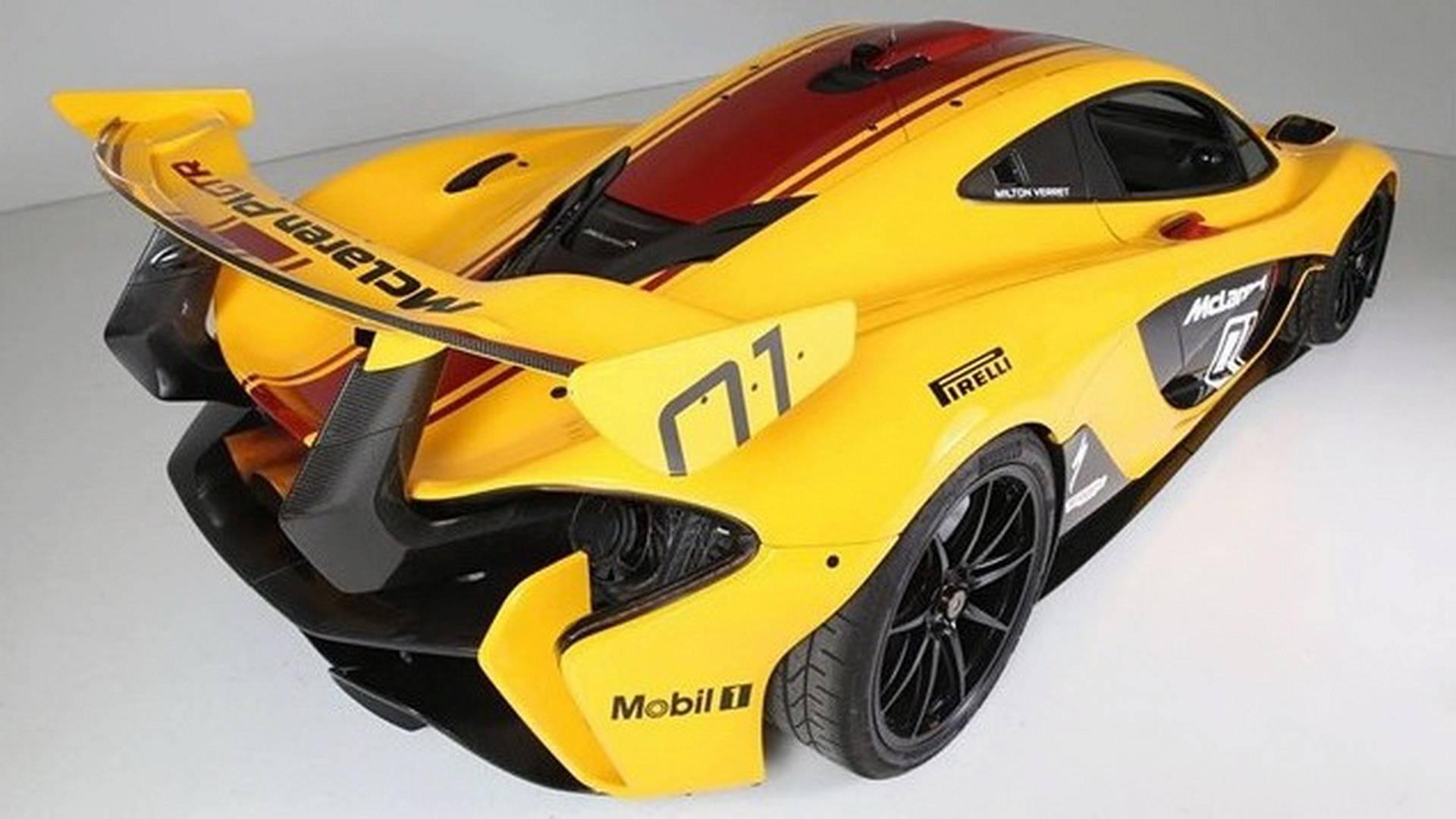 First McLaren P1 GTR built for sale (11)