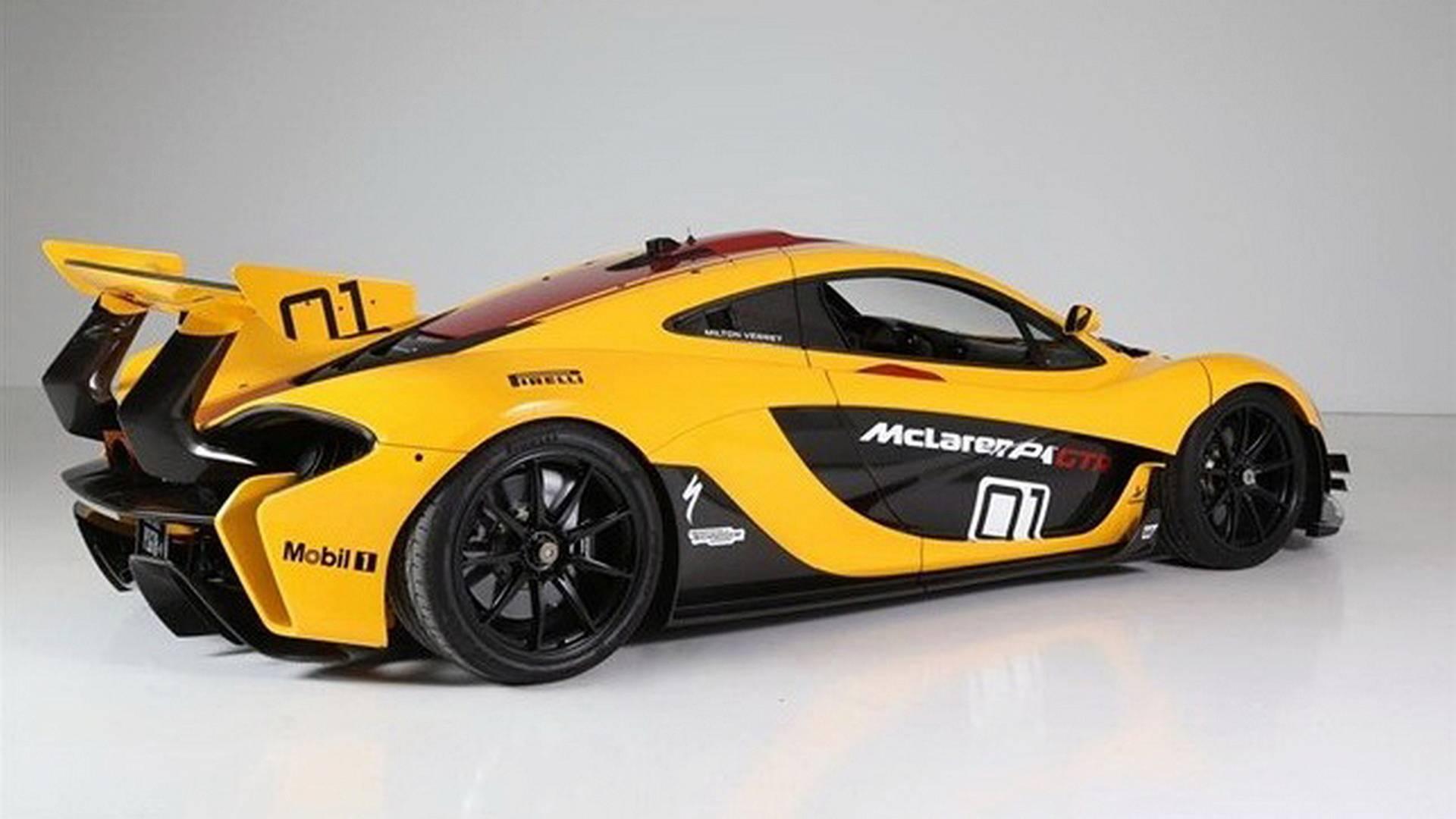 First McLaren P1 GTR built for sale (12)
