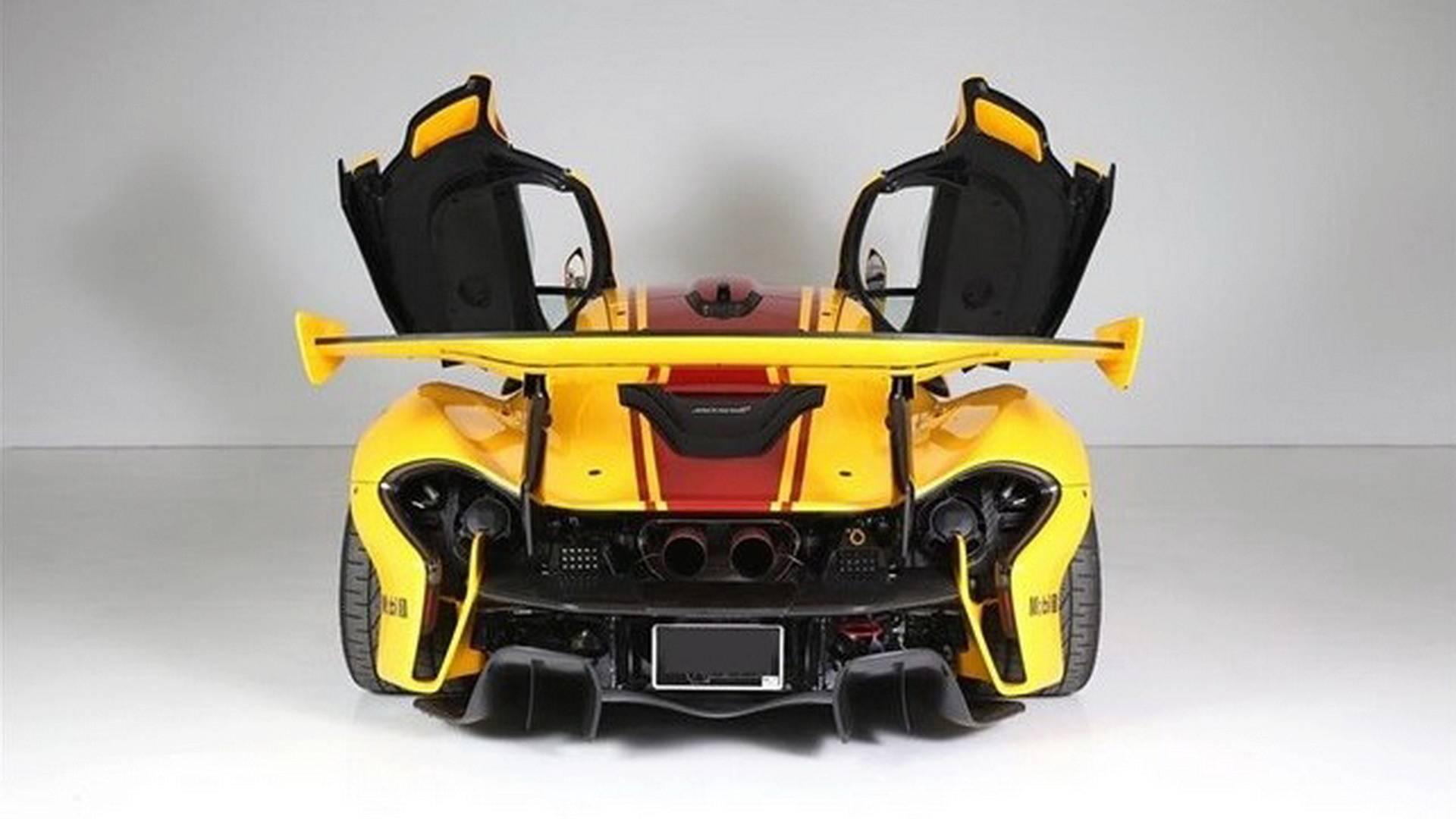 First McLaren P1 GTR built for sale (13)