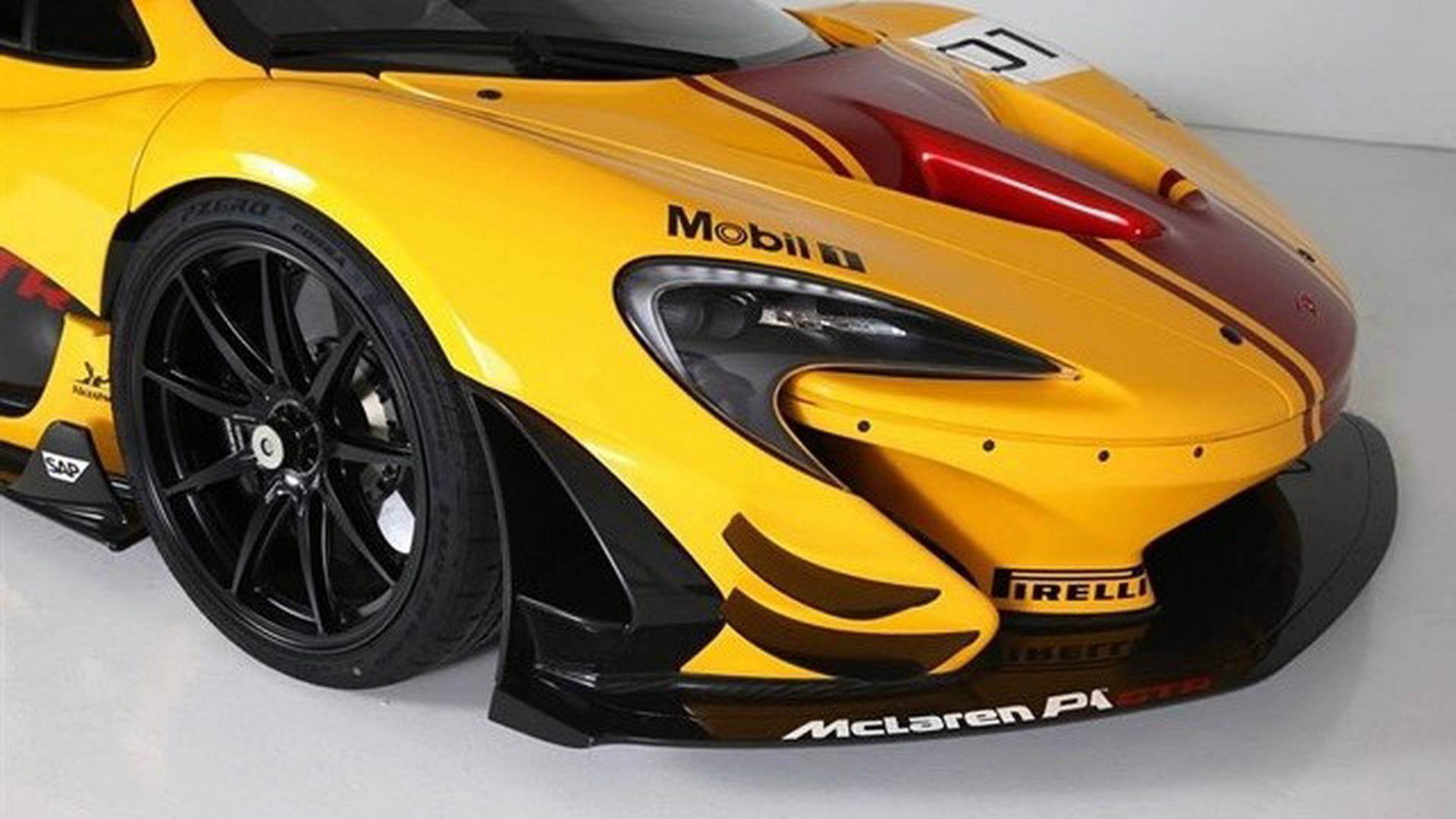 First McLaren P1 GTR built for sale (16)