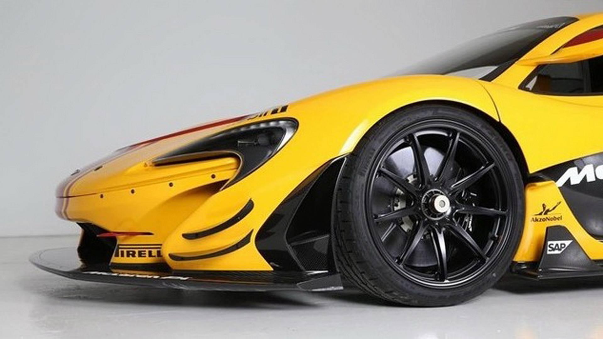 First McLaren P1 GTR built for sale (17)