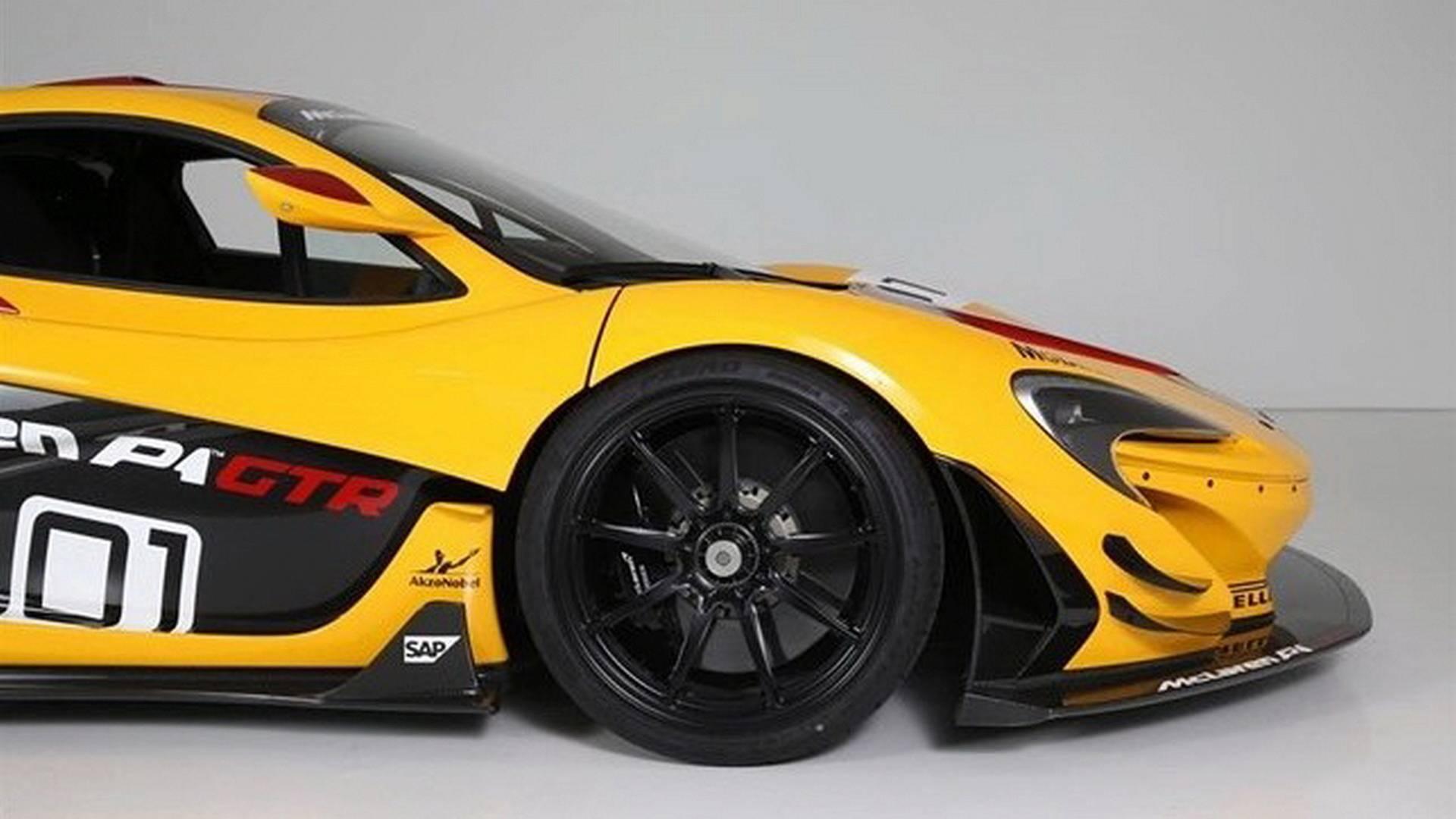 First McLaren P1 GTR built for sale (18)