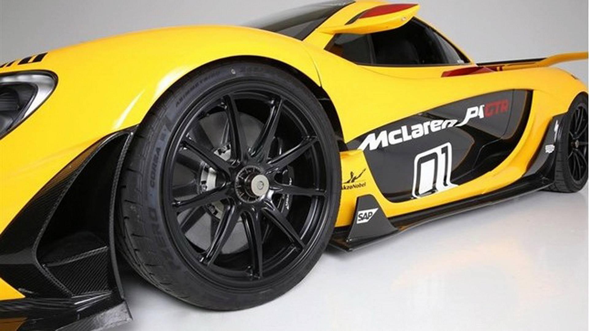 First McLaren P1 GTR built for sale (19)