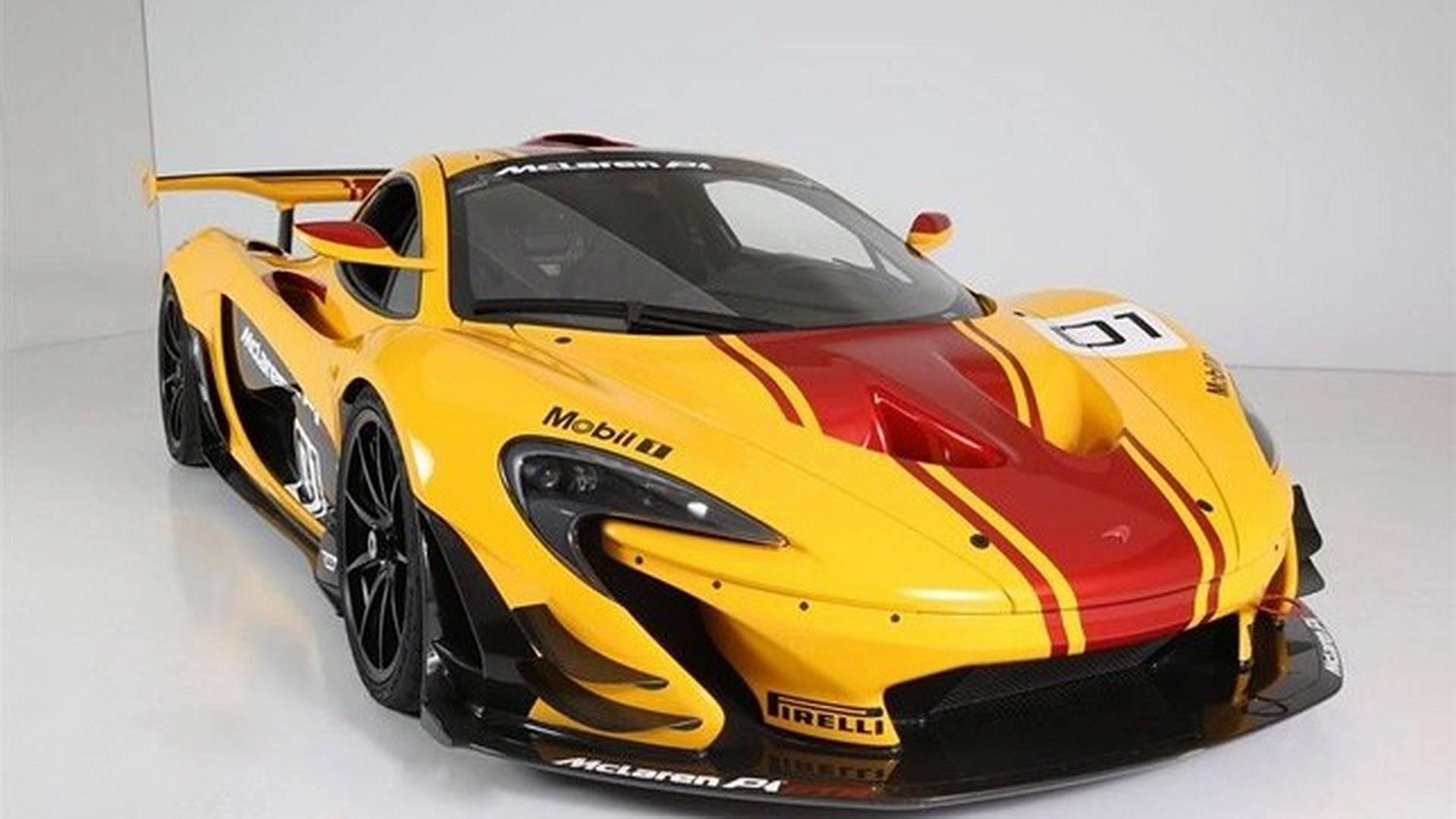 First McLaren P1 GTR built for sale (2)