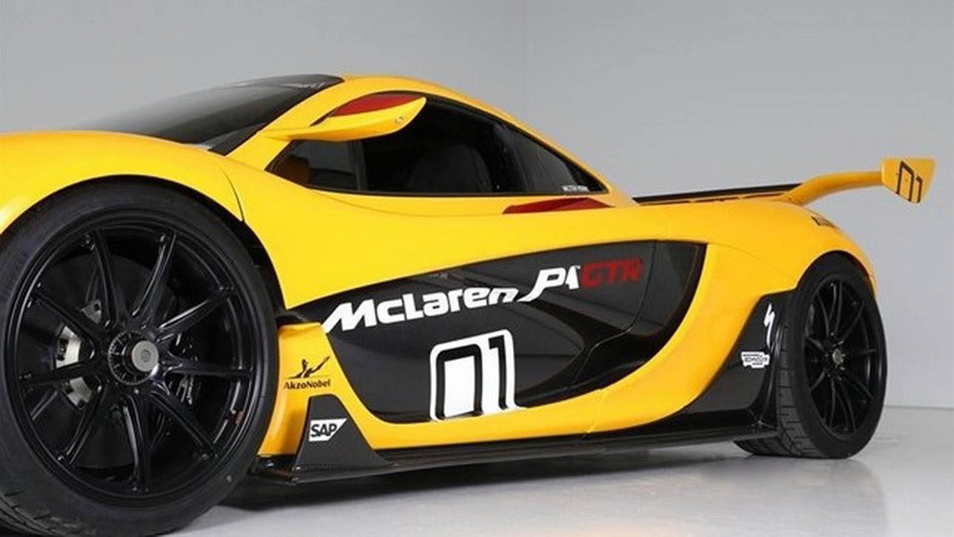 First McLaren P1 GTR built for sale (20)