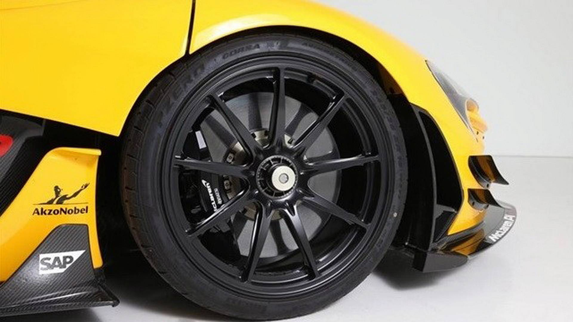 First McLaren P1 GTR built for sale (21)