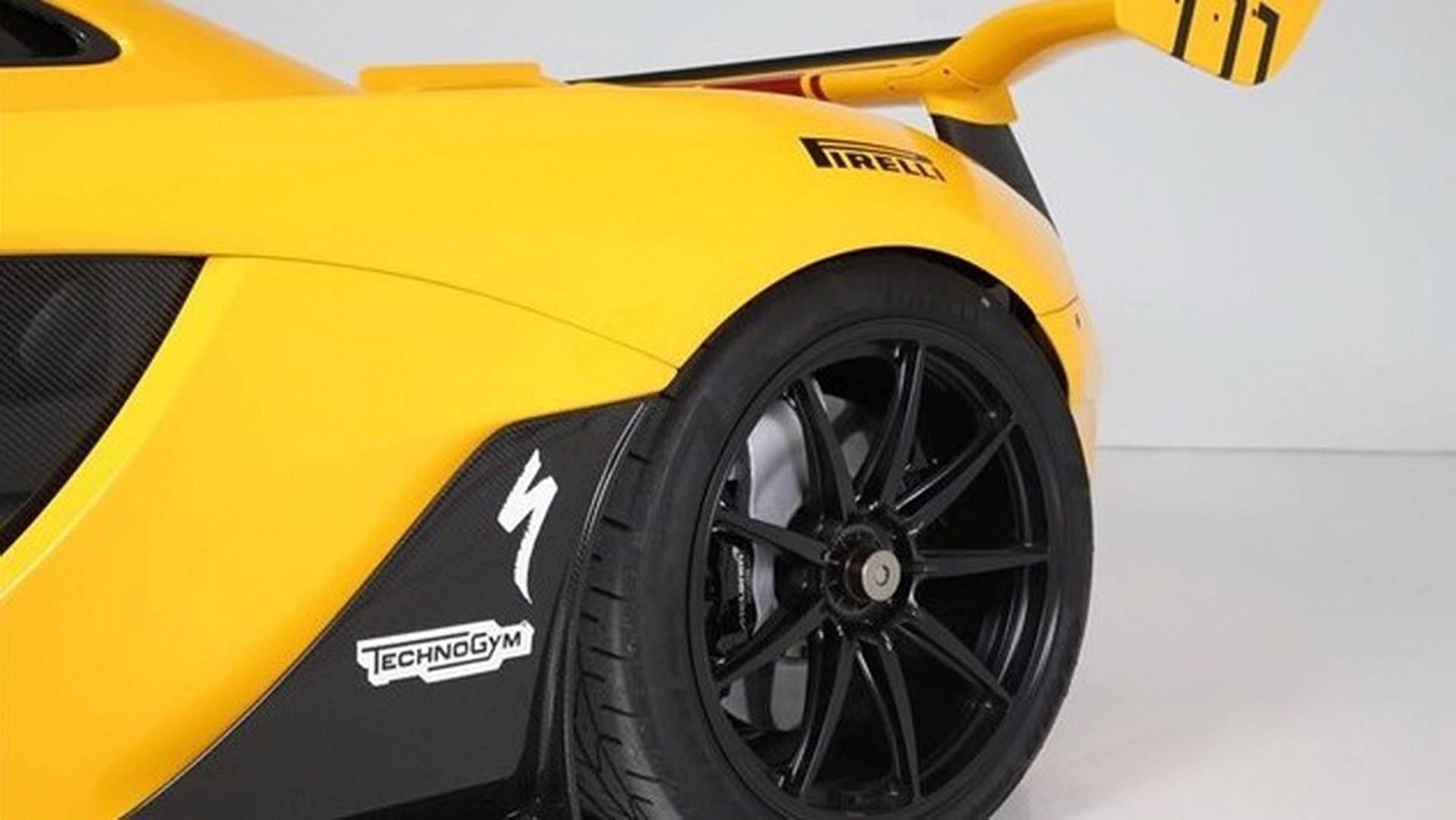 First McLaren P1 GTR built for sale (22)