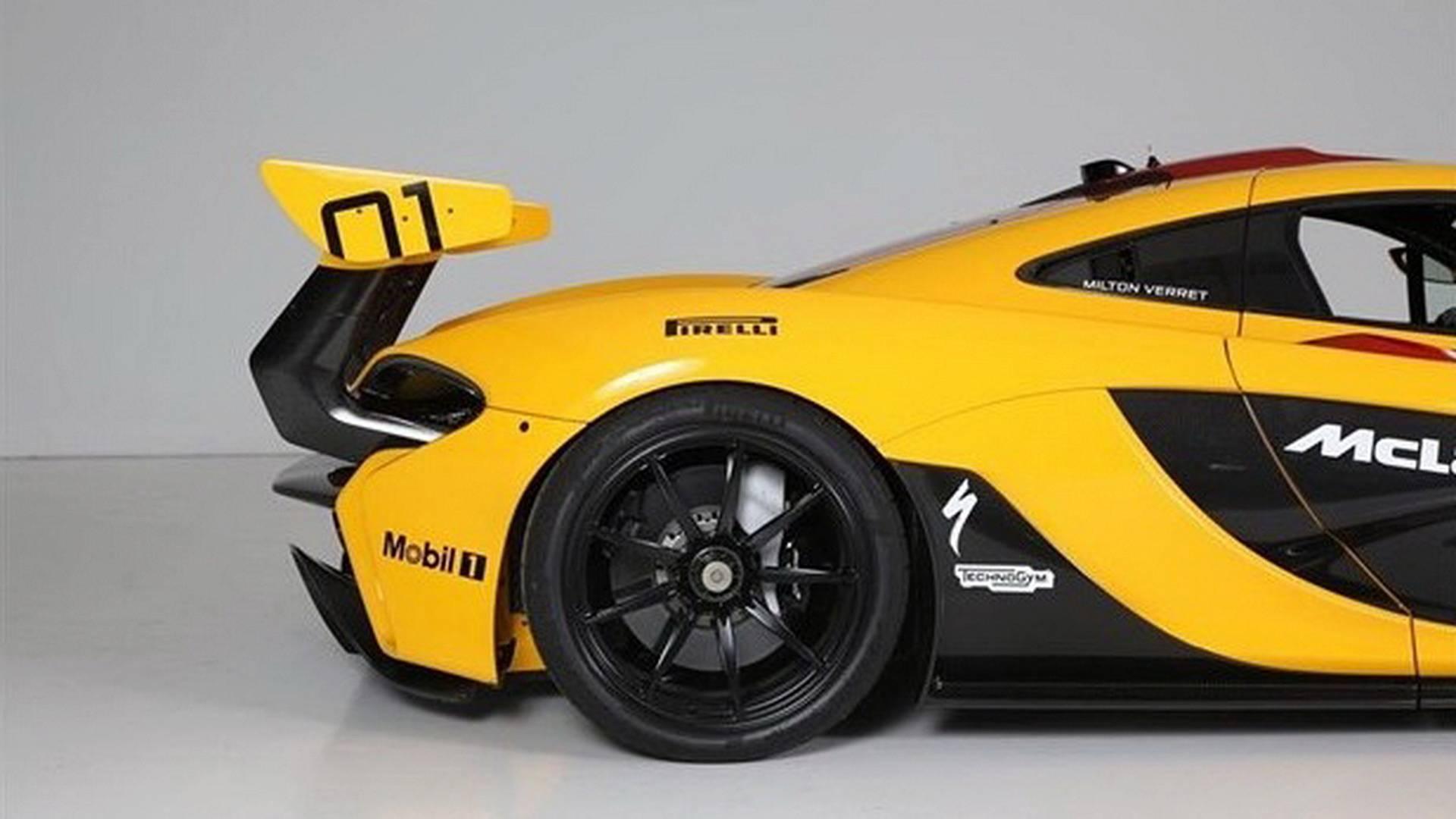 First McLaren P1 GTR built for sale (23)