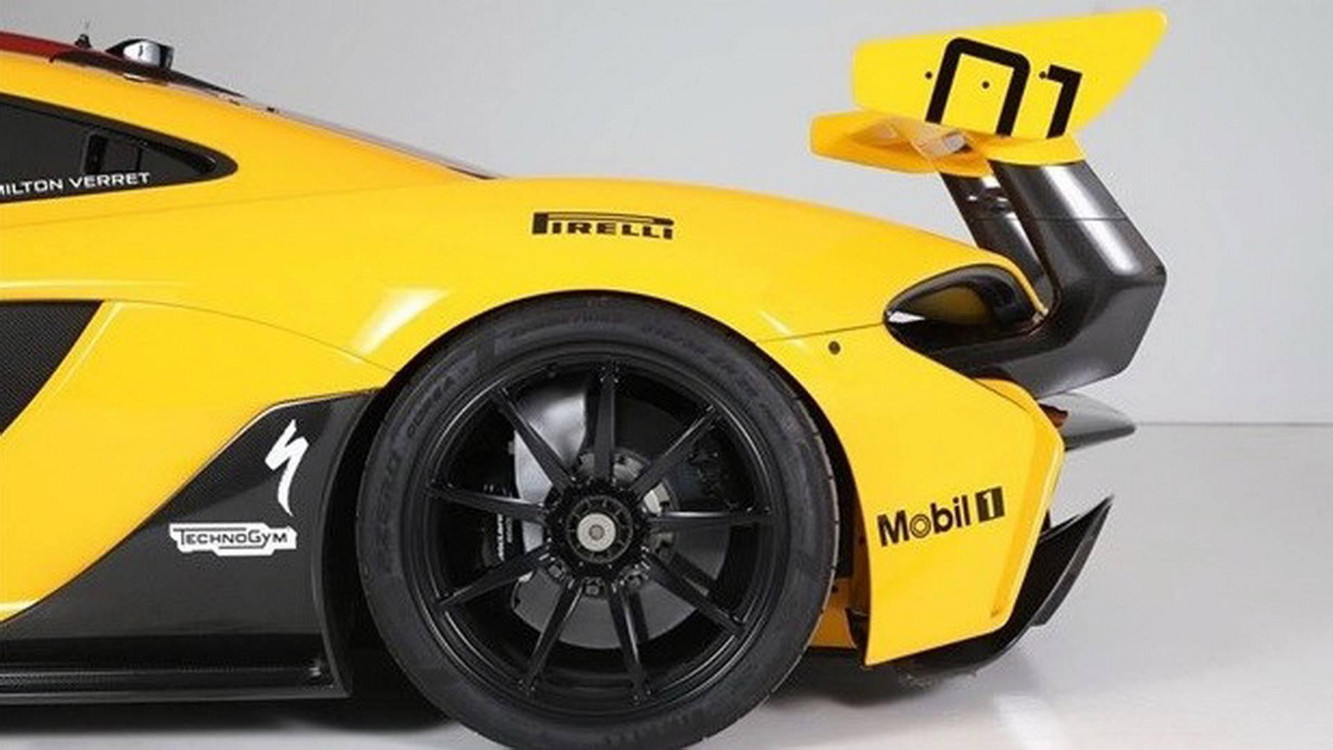 First McLaren P1 GTR built for sale (24)