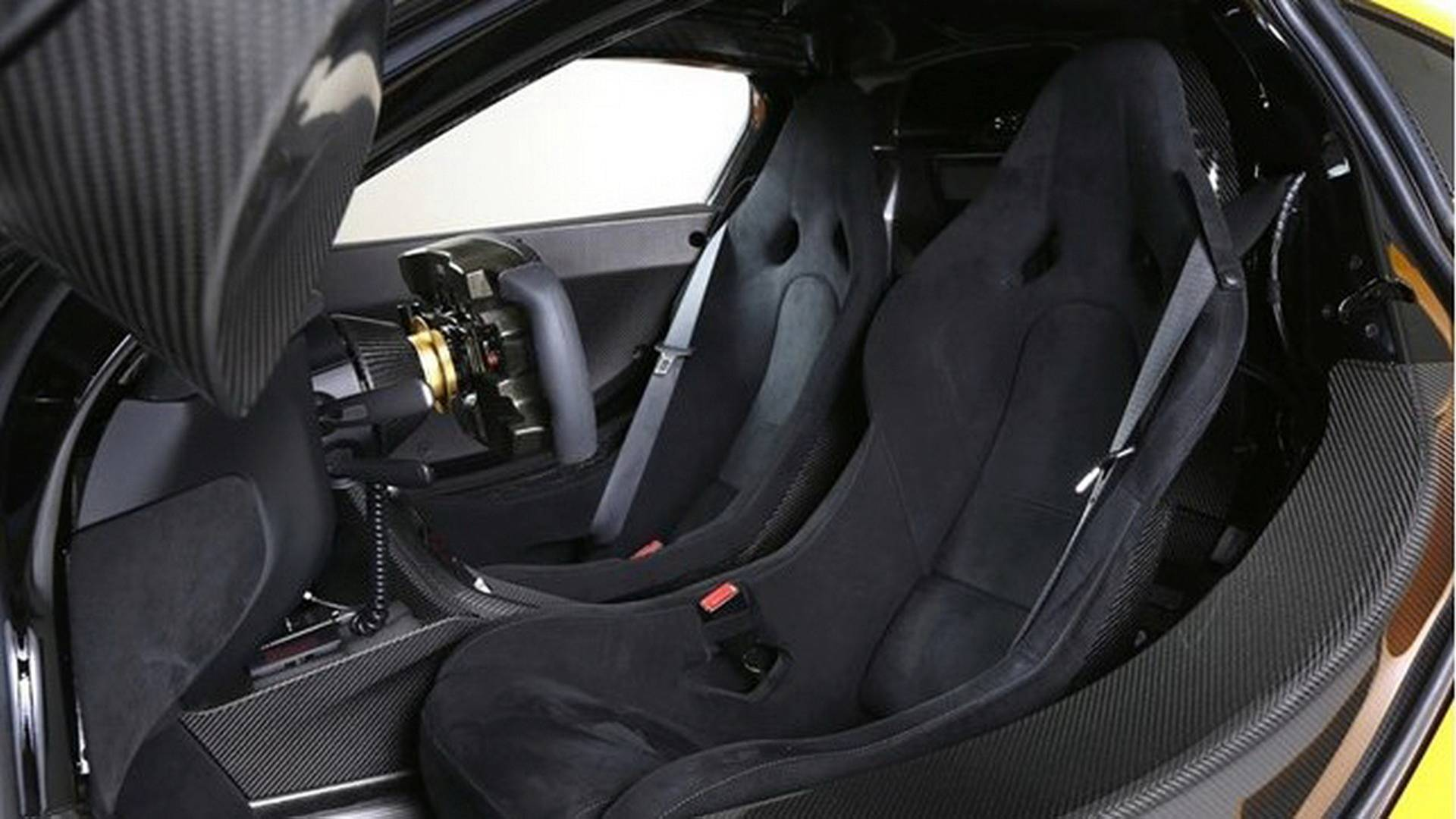 First McLaren P1 GTR built for sale (27)