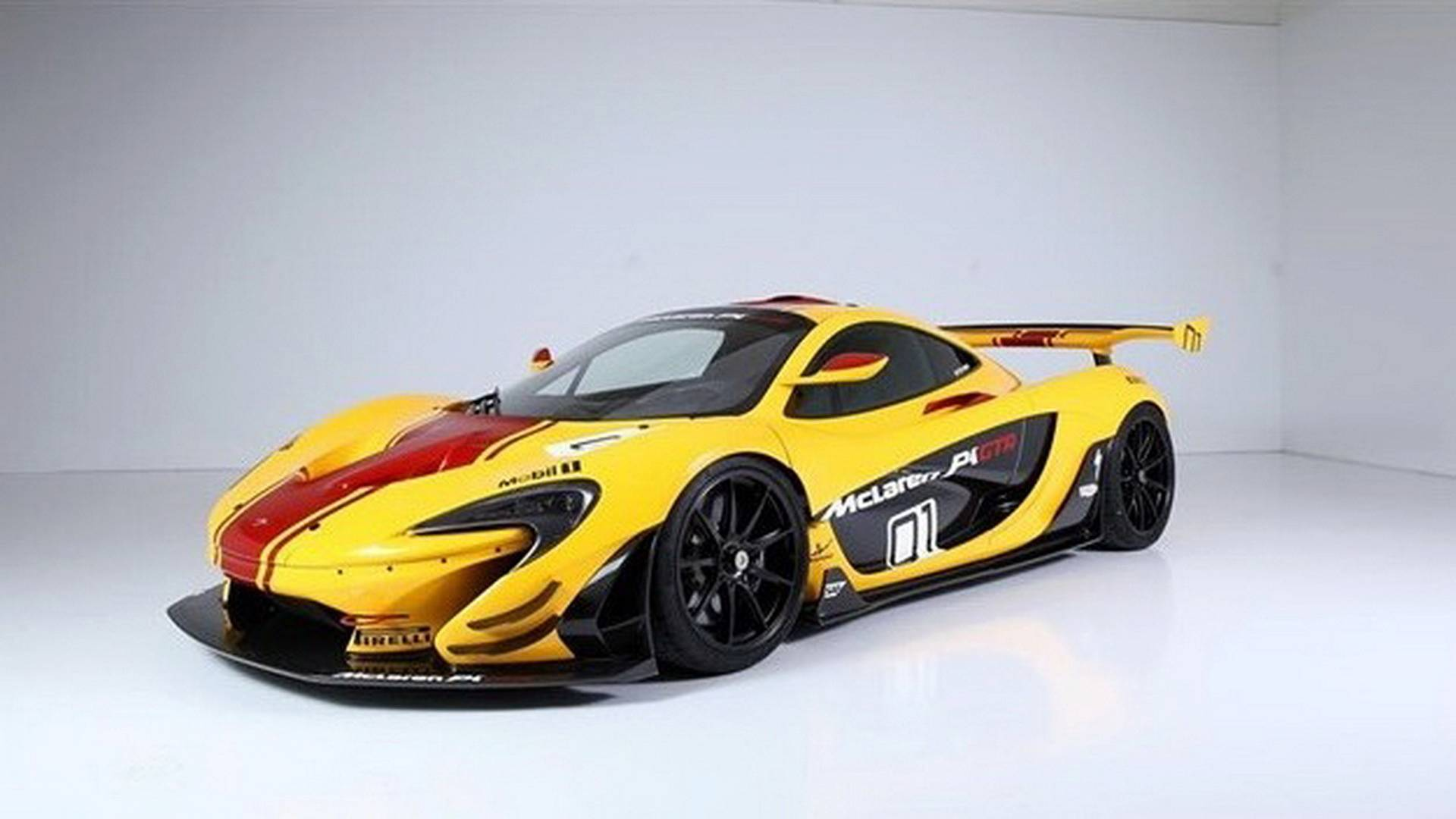 First McLaren P1 GTR built for sale (3)