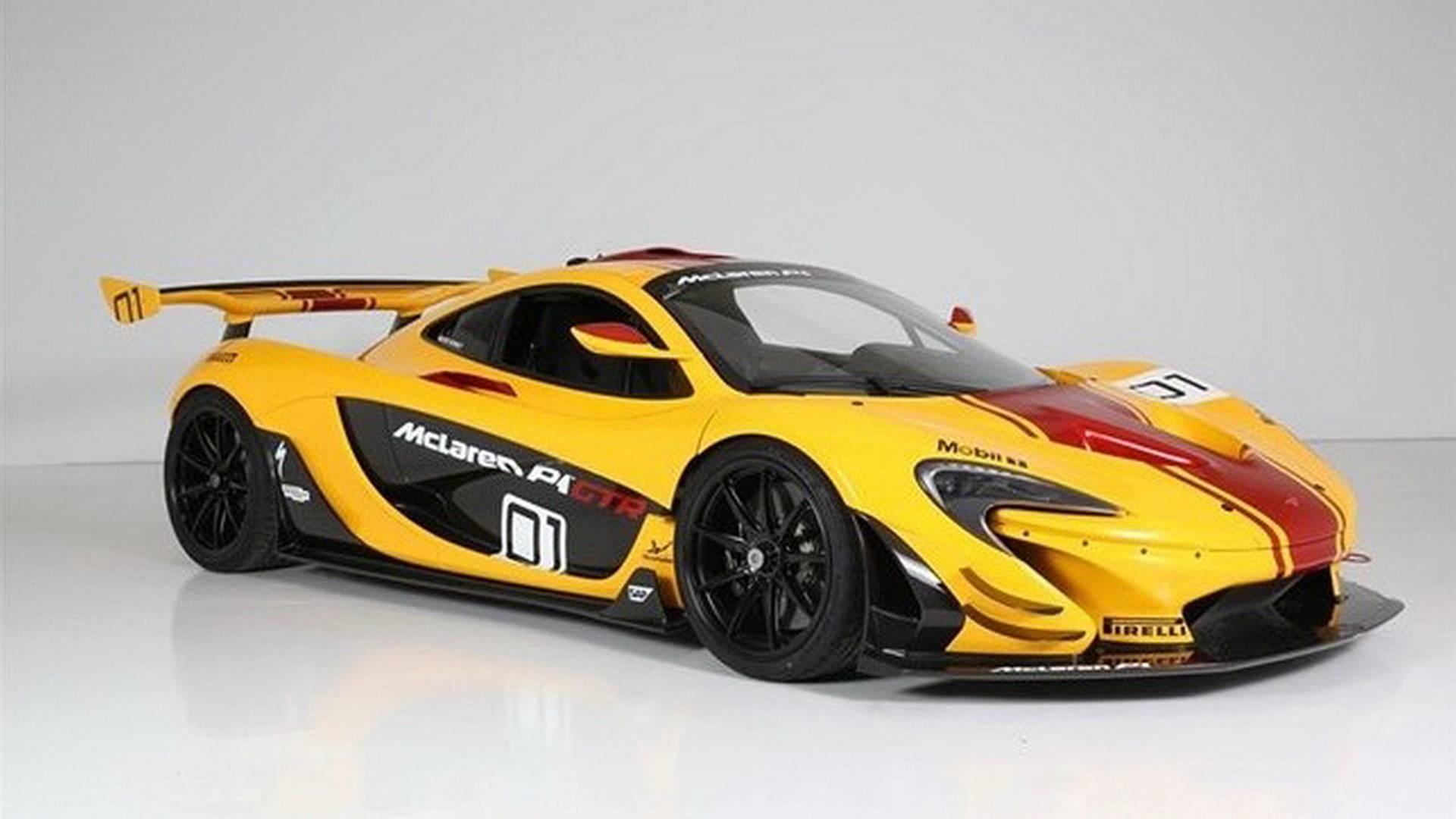First McLaren P1 GTR built for sale (5)